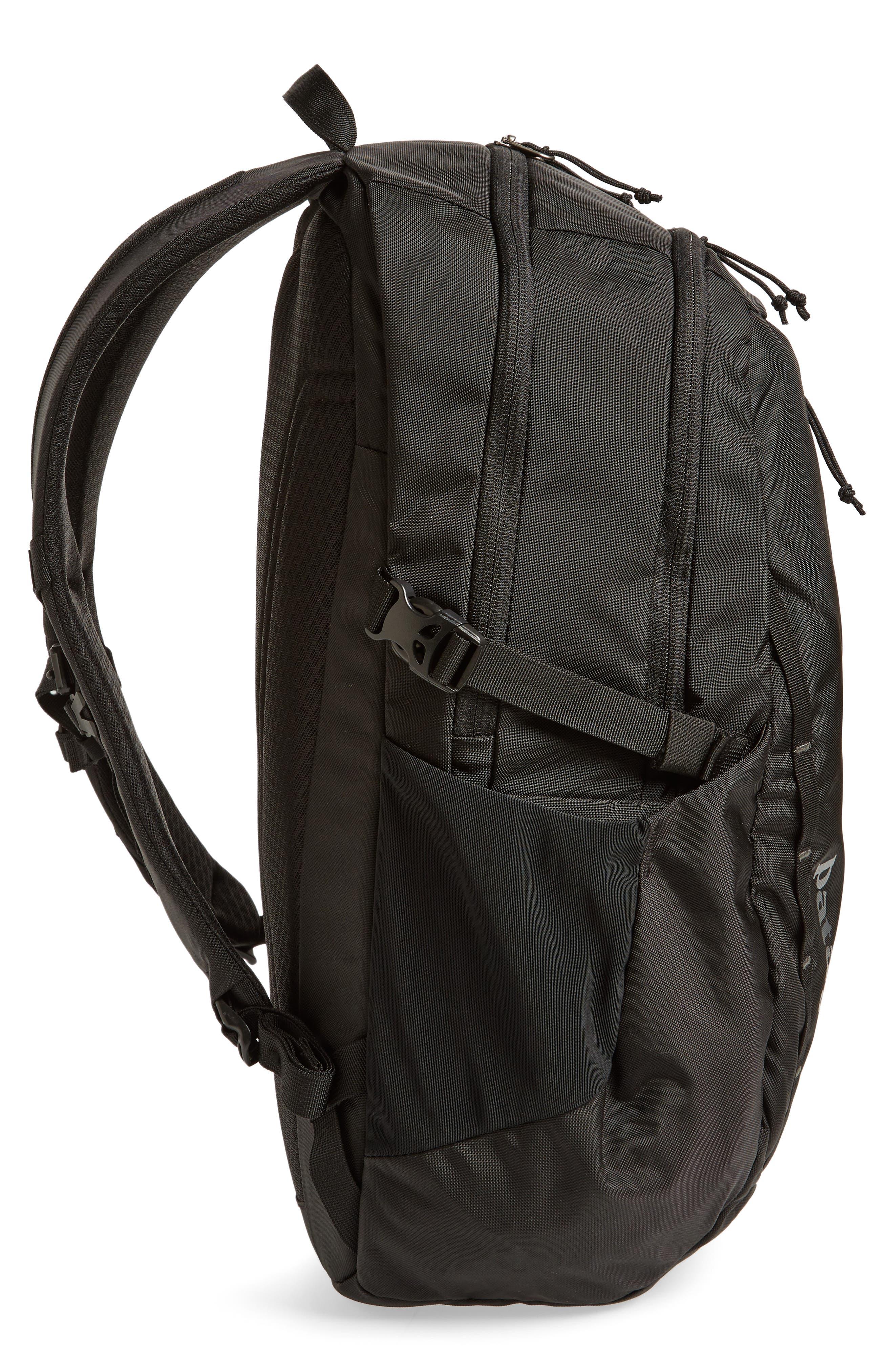 28L Refugio Backpack,                             Alternate thumbnail 5, color,                             Black