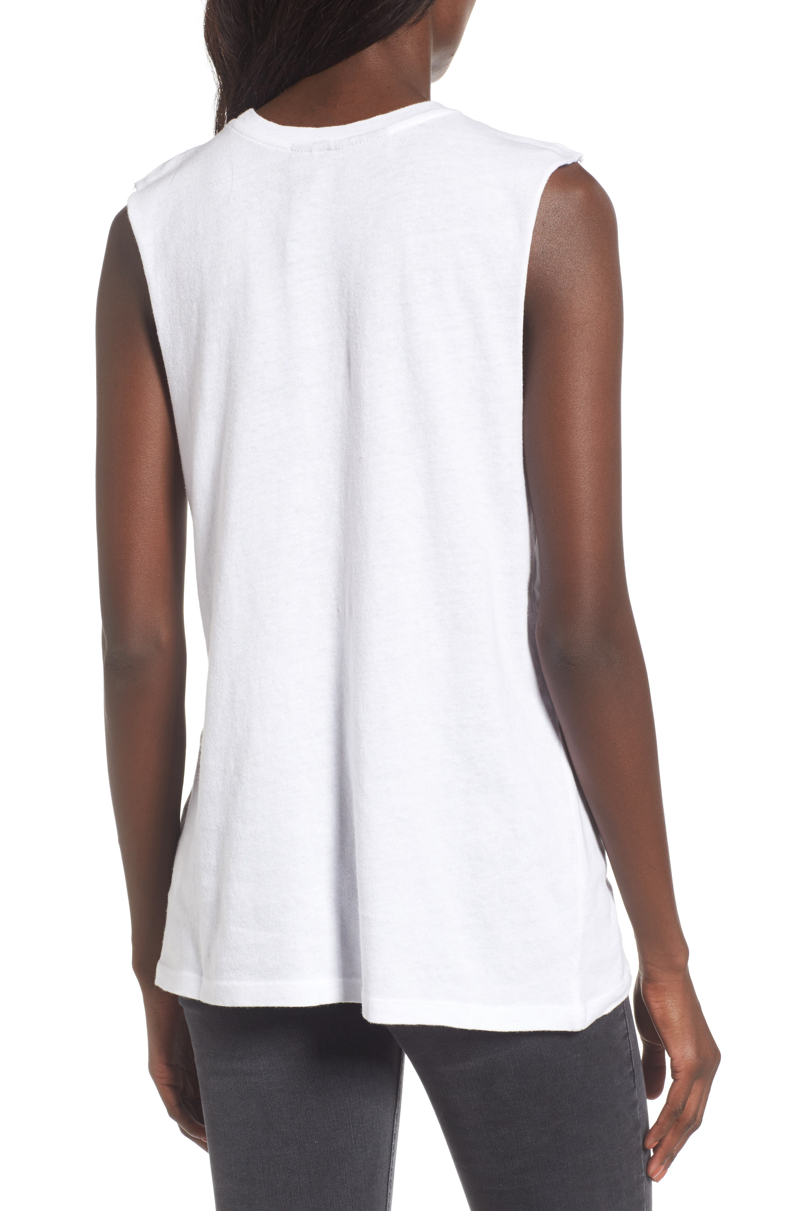 Alternate Image 2  - Topshop by And Finally Sonic Youth Graphic Tank