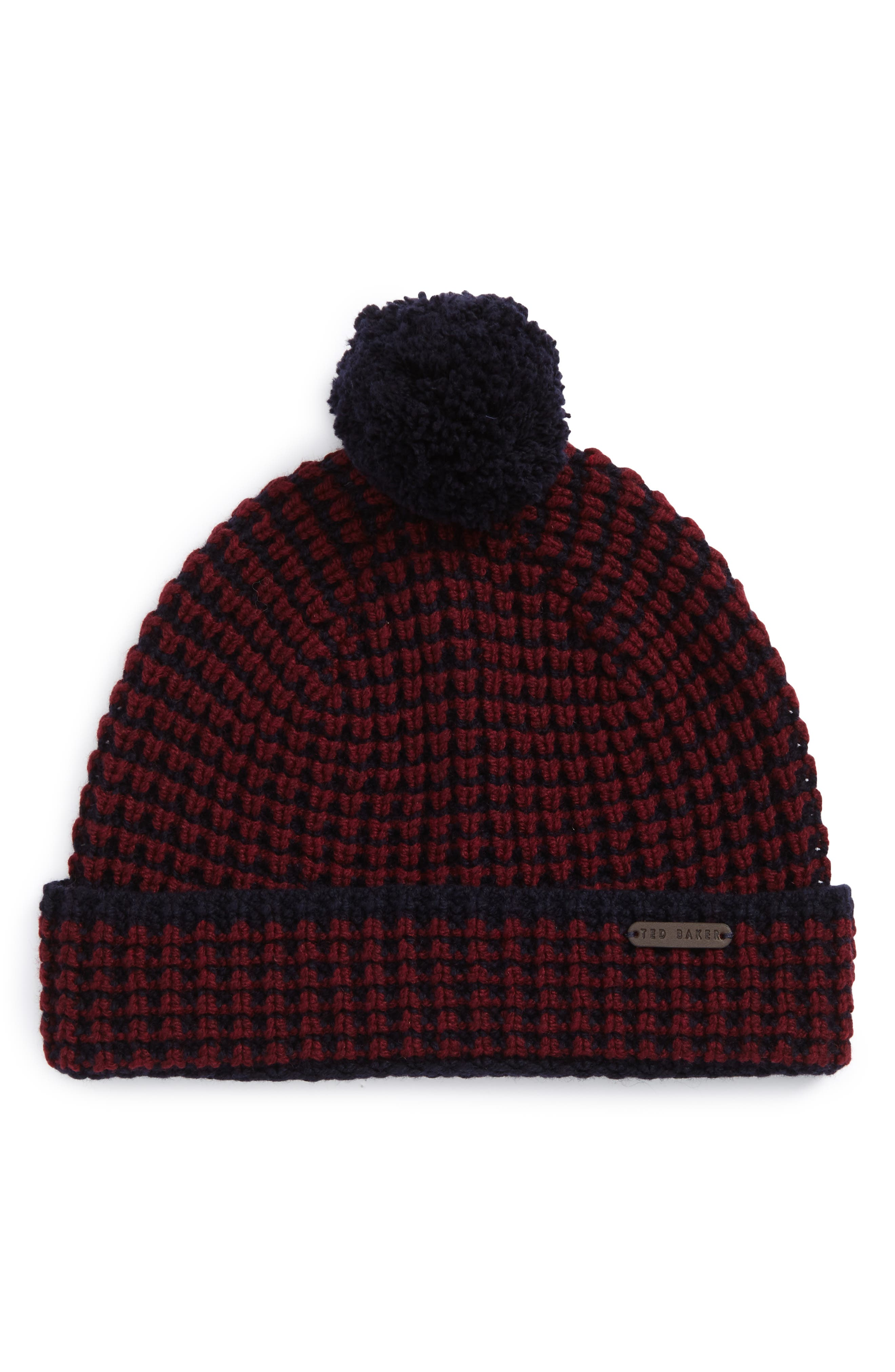 Ted Baker London Walhat Knit Beanie