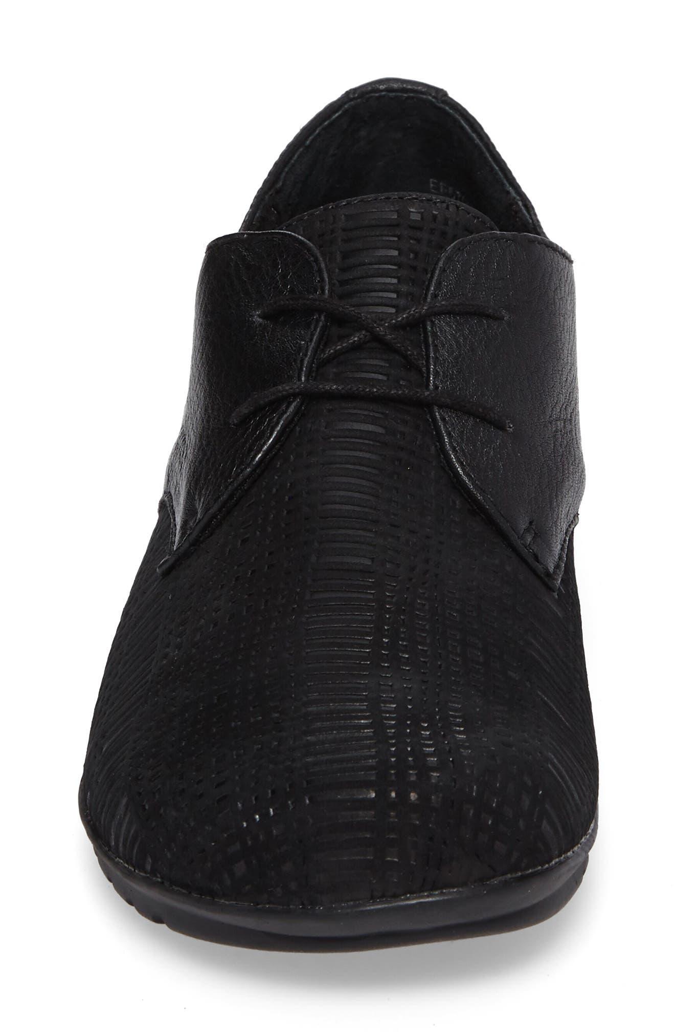 Alternate Image 4  - Aetrex Erin Saddle Shoe (Women)