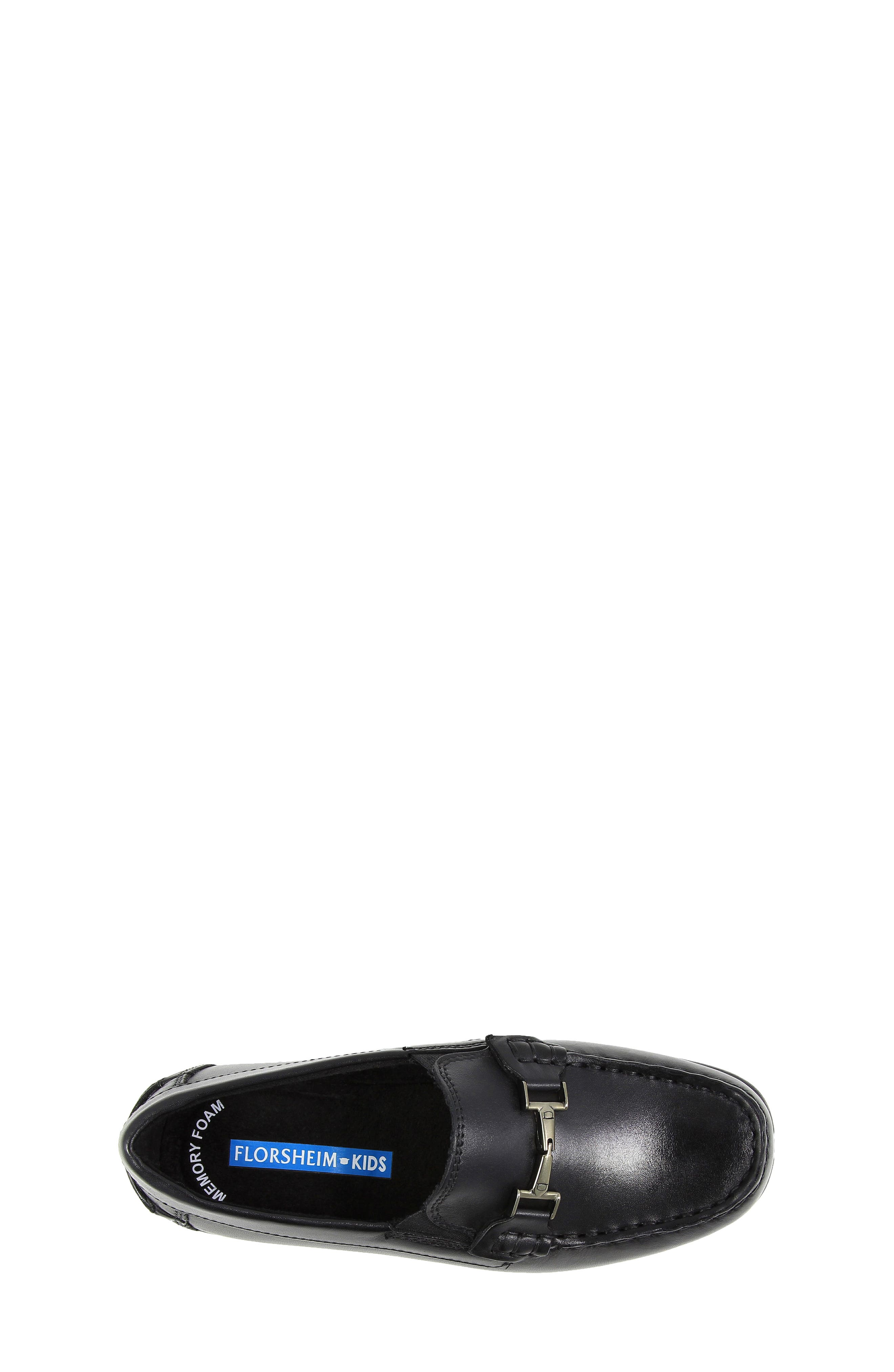 Alternate Image 6  - Florsheim Jasper Bit Jr Loafer (Toddler, Little Kid & Big Kid)