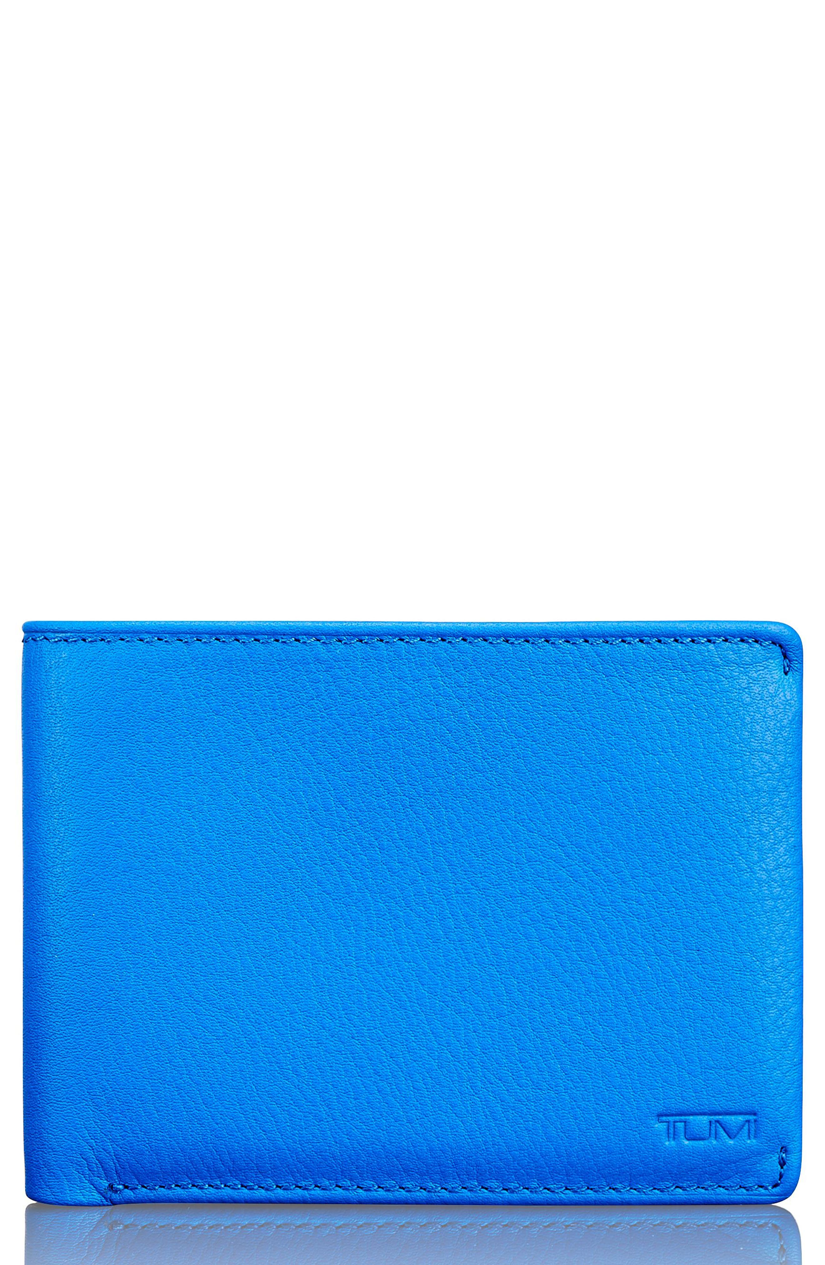 Alternate Image 1 Selected - Tumi Leather Wallet