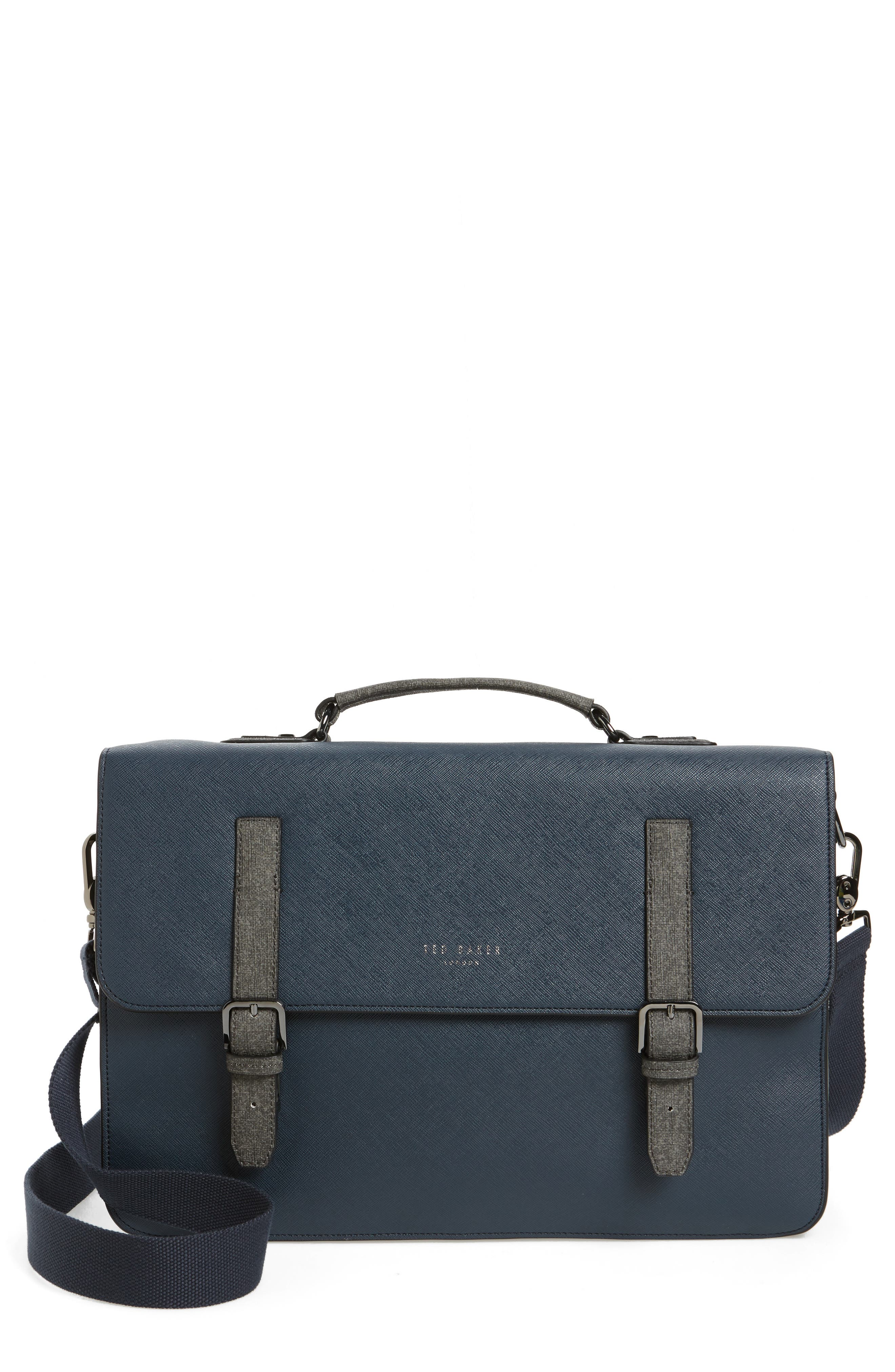 Main Image - Ted Baker London Chase Messenger Bag