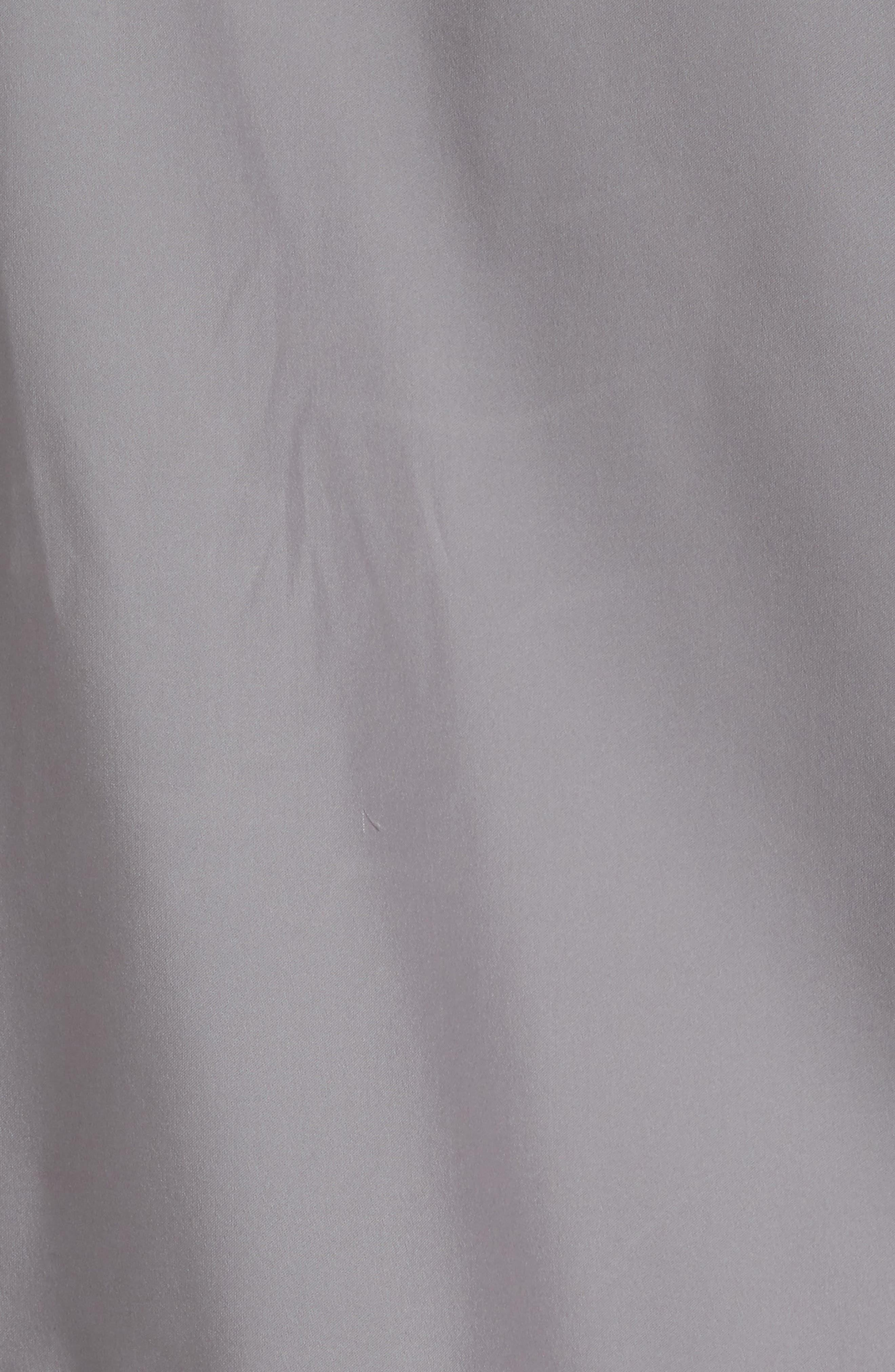 Driftbreak Trim Fit Tech Jacket,                             Alternate thumbnail 5, color,                             Grey