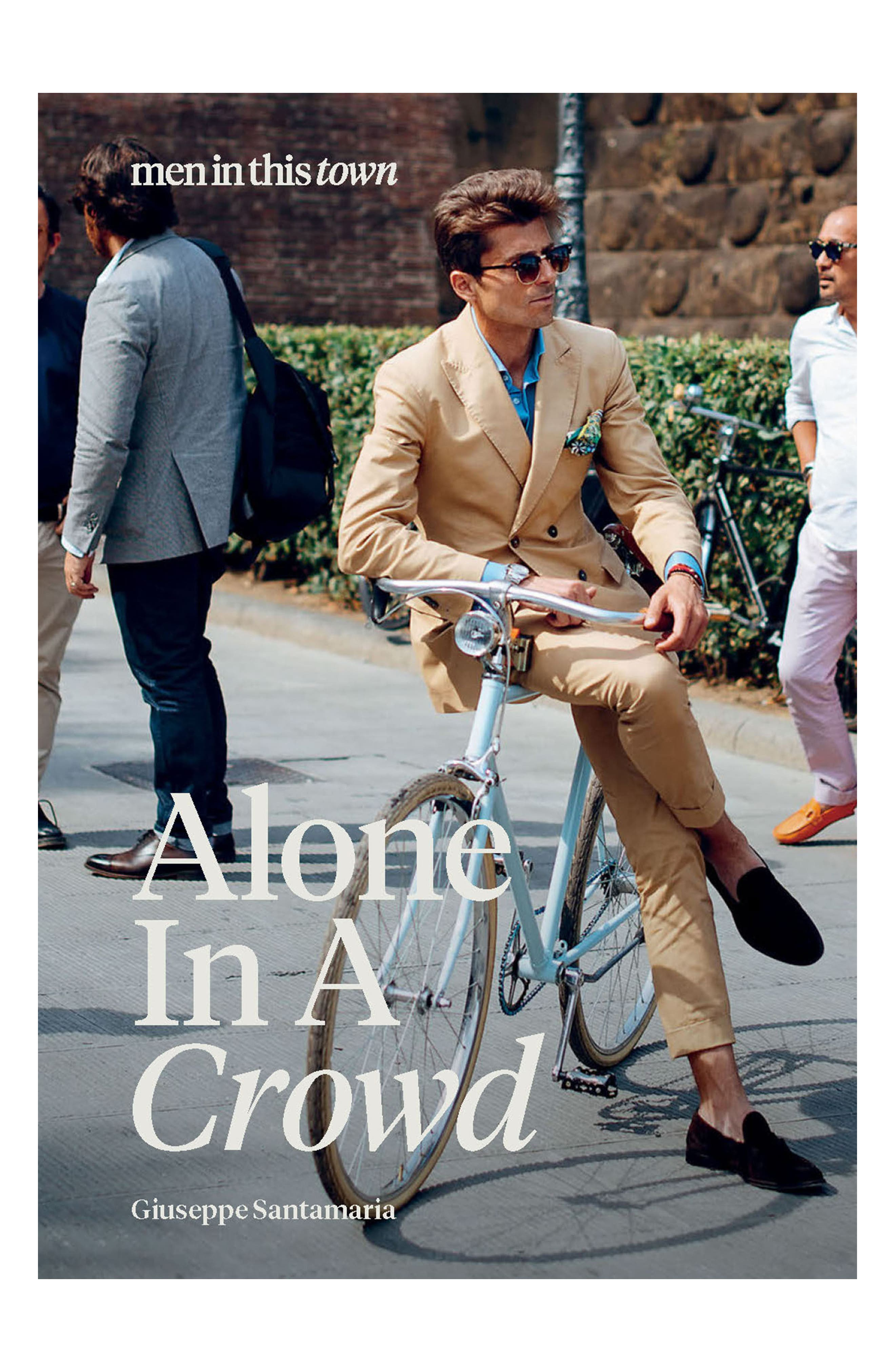 Main Image - Chronicle Books Men In This Town: Alone In A Crowd Book