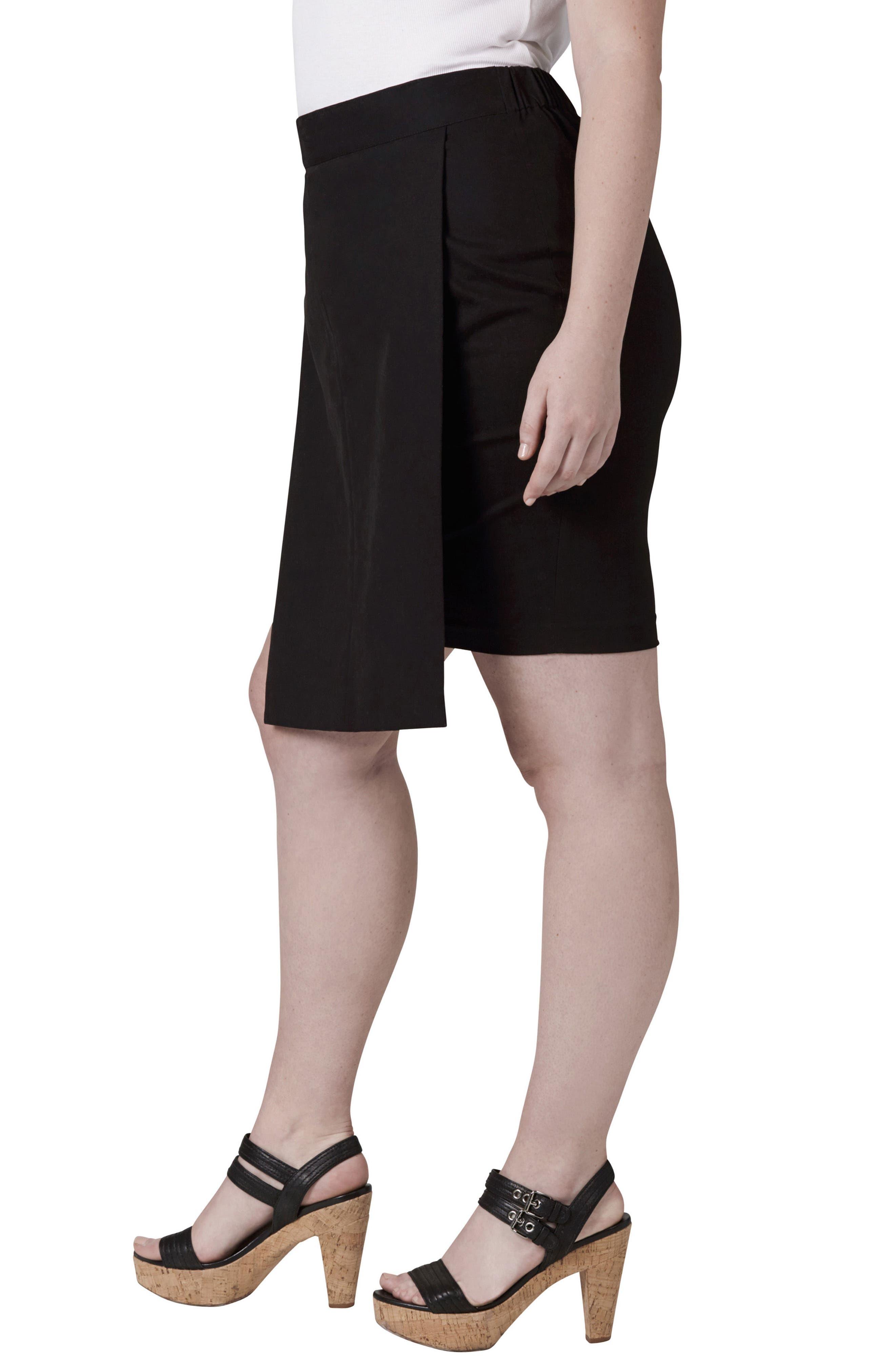 Alternate Image 3  - UNIVERSAL STANDARD Ahr Skirt (Plus Size)