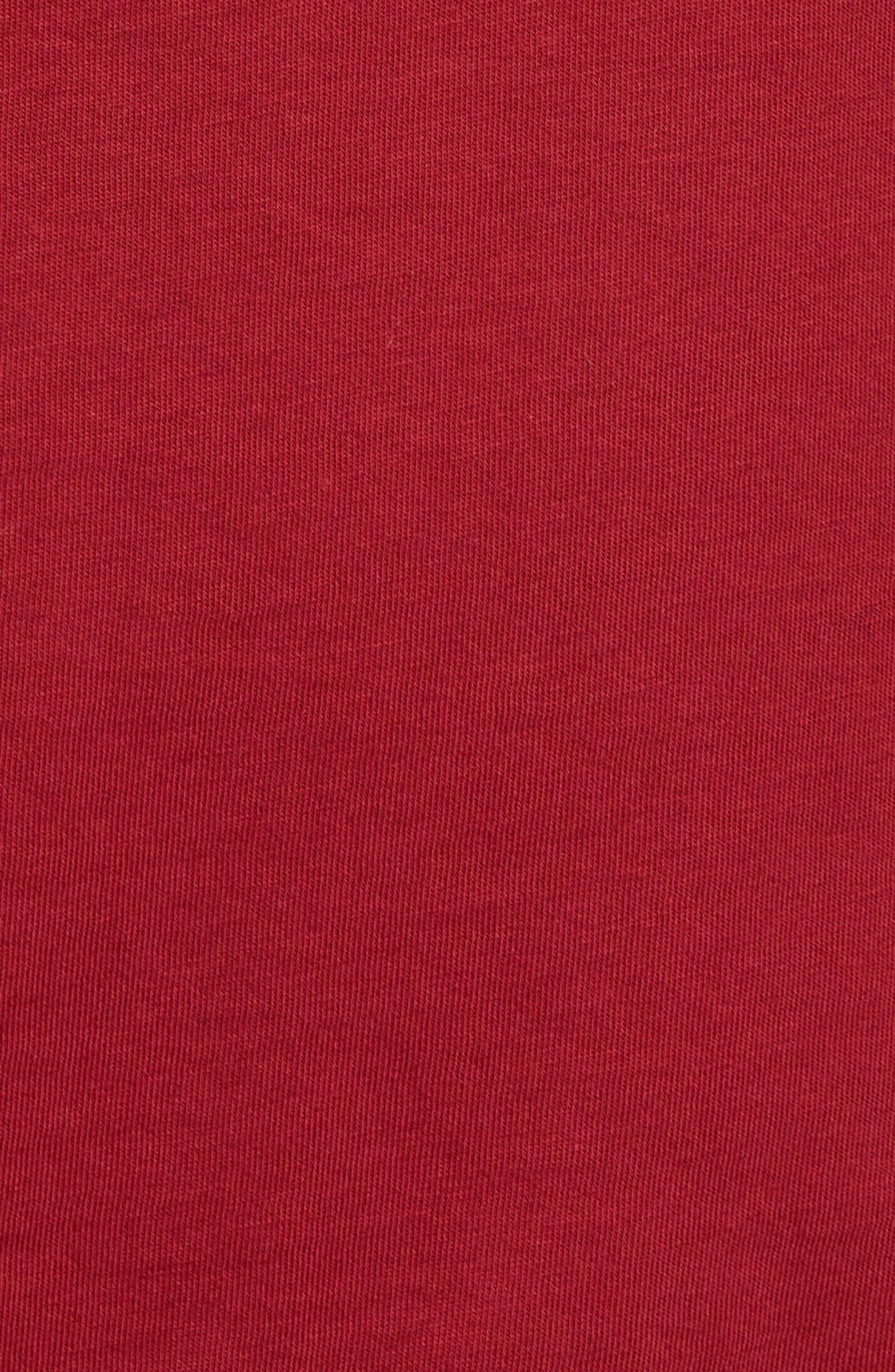 Alternate Image 5  - Lacoste Pullover Hoodie