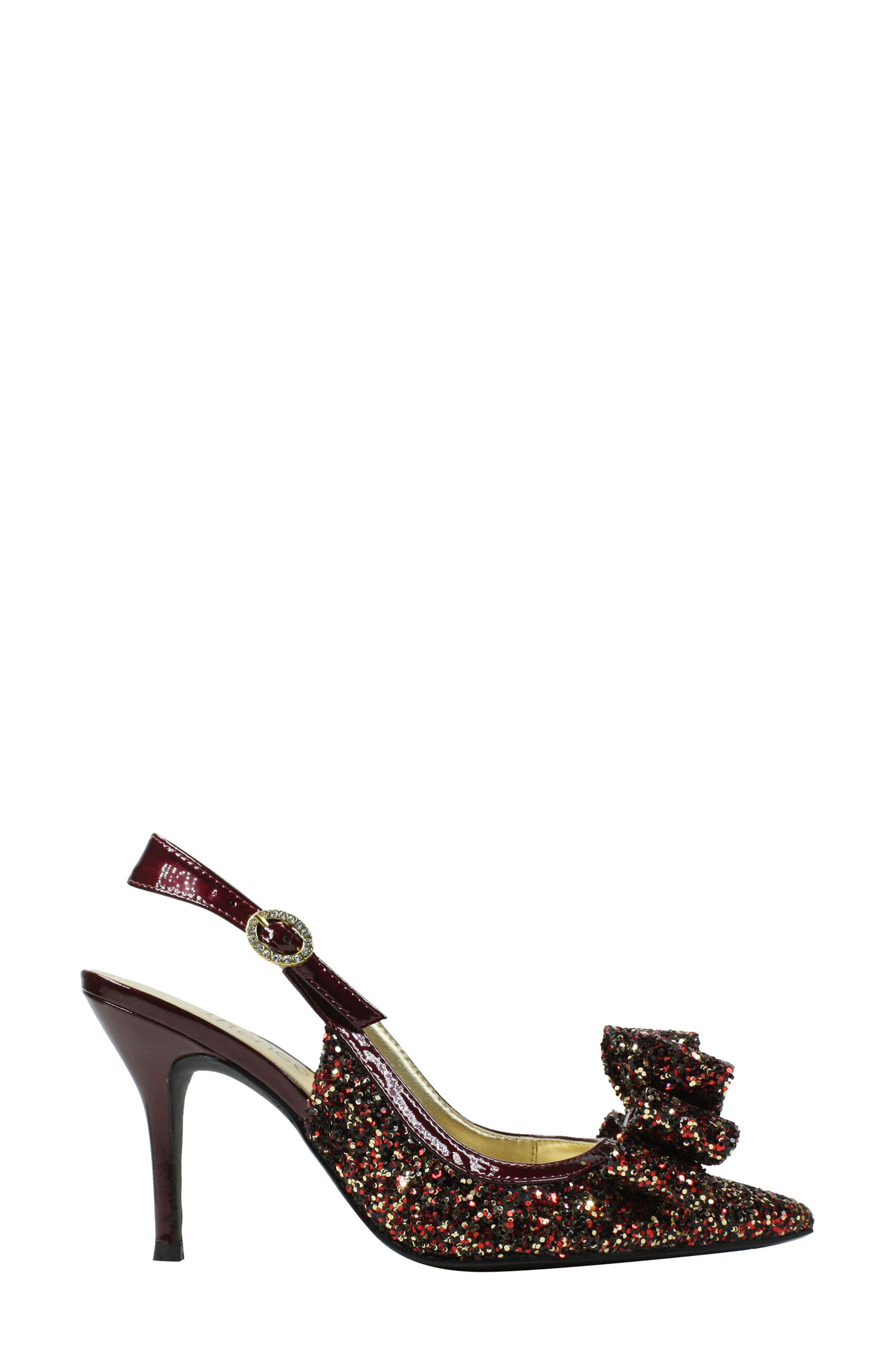 Alternate Image 3  - J. Reneé Charise Slingback Pump (Women)