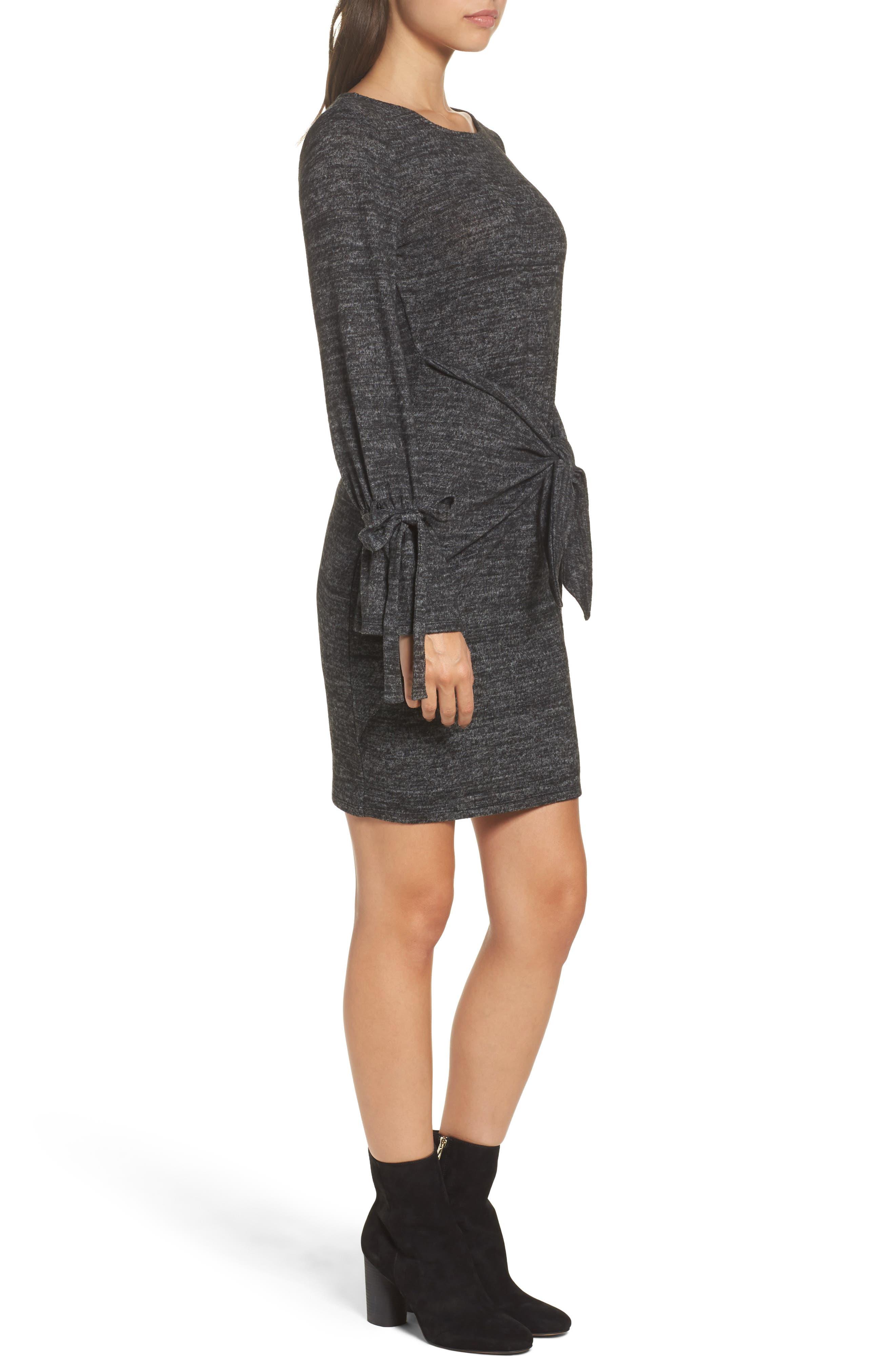 Alternate Image 3  - 19 Cooper Body-Con Dress