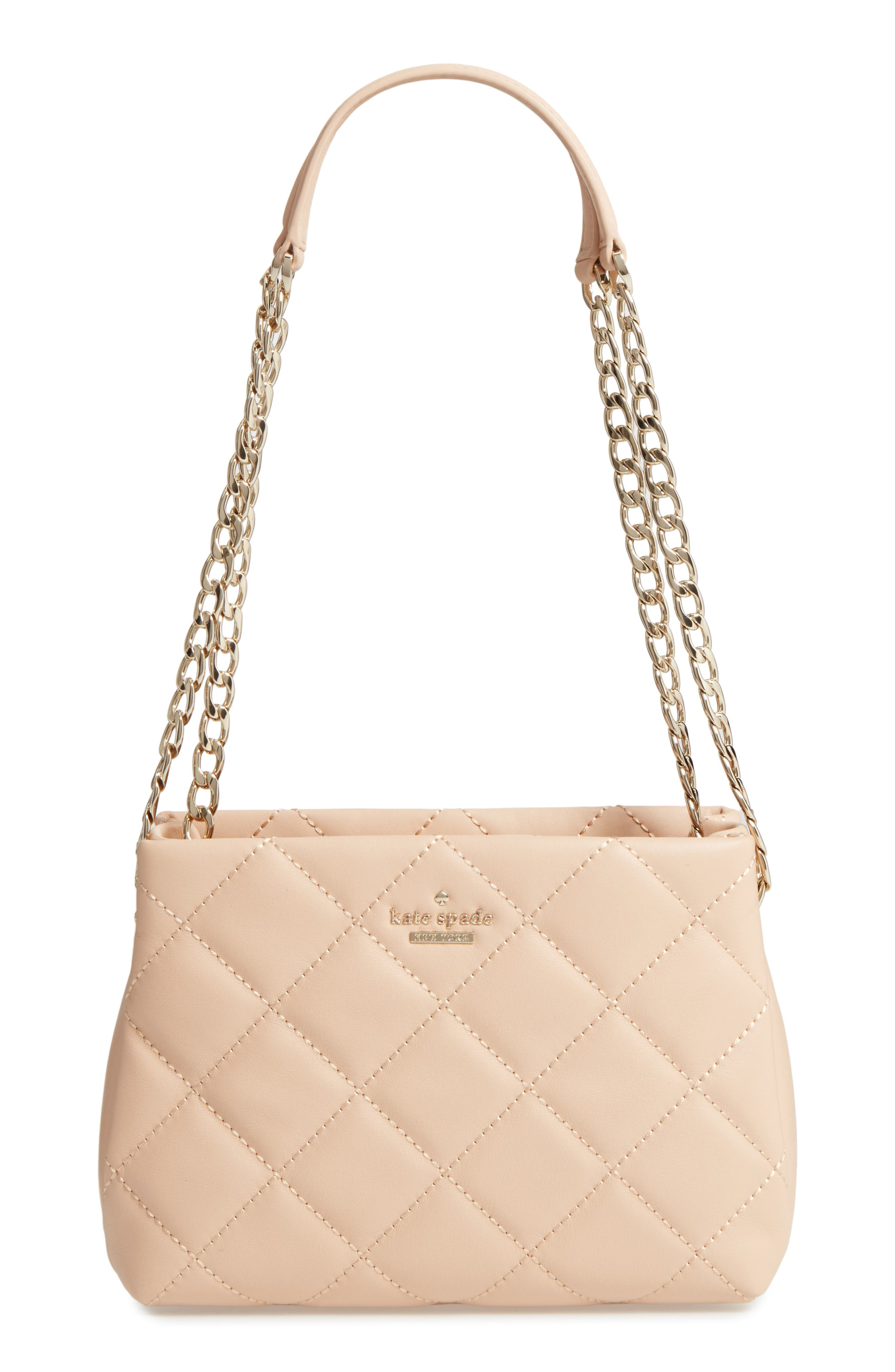 Alternate Image 1 Selected - kate spade new york emerson place - jenia quilted leather shoulder bag