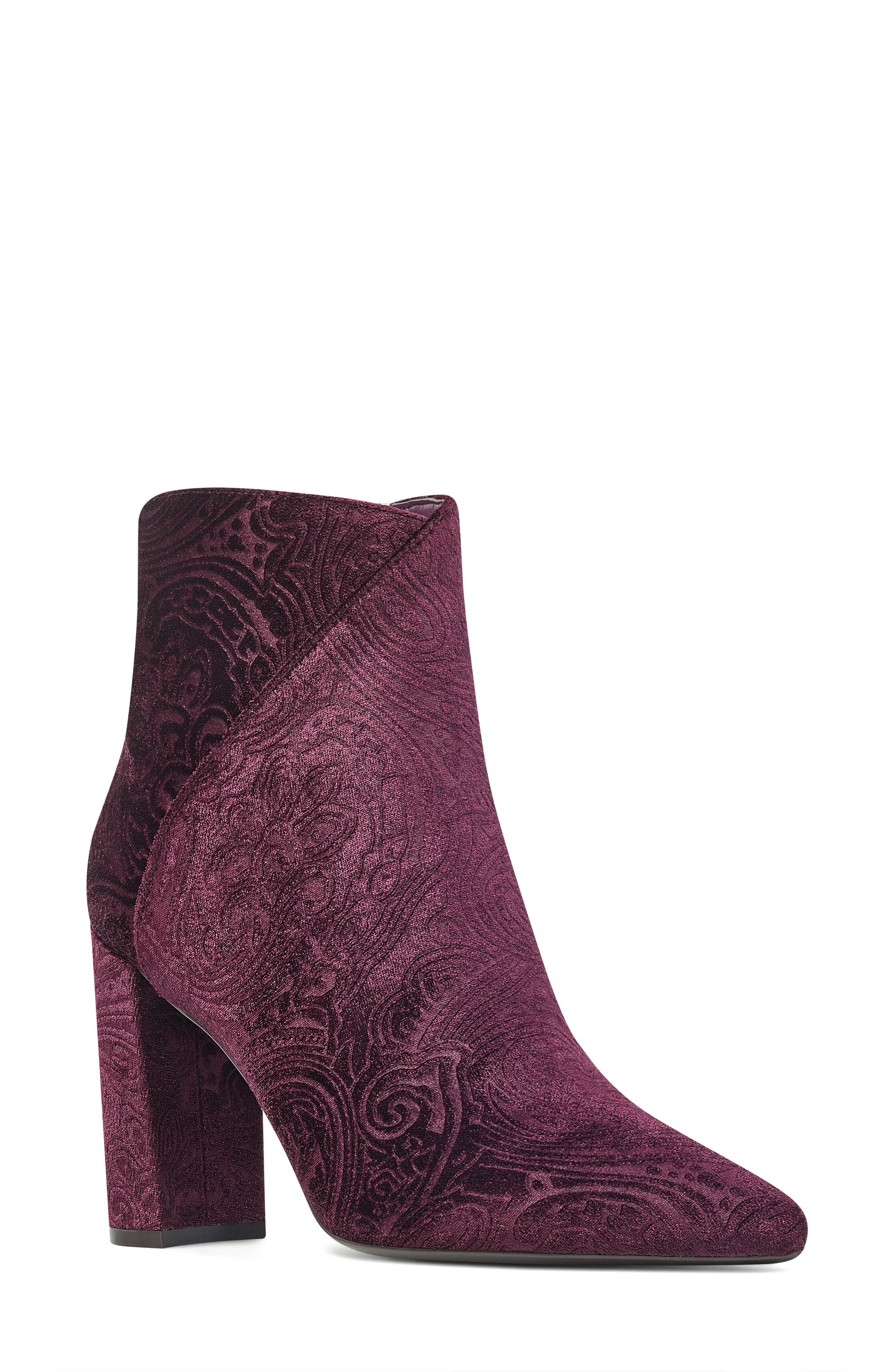 Nine West Argyle Bootie (Women)