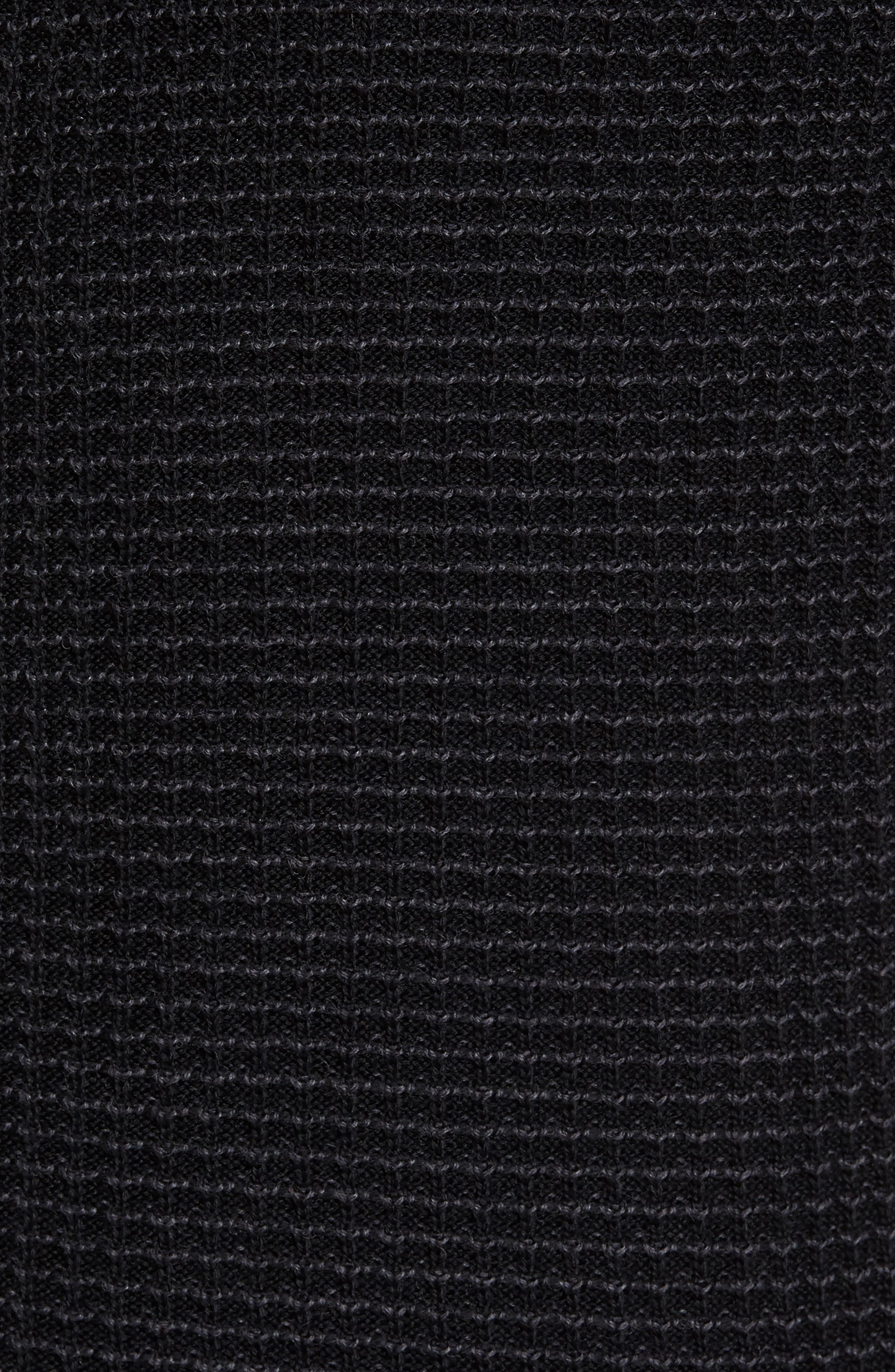Alternate Image 5  - BOSS Bacco Full Zip Wool Sweater Jacket