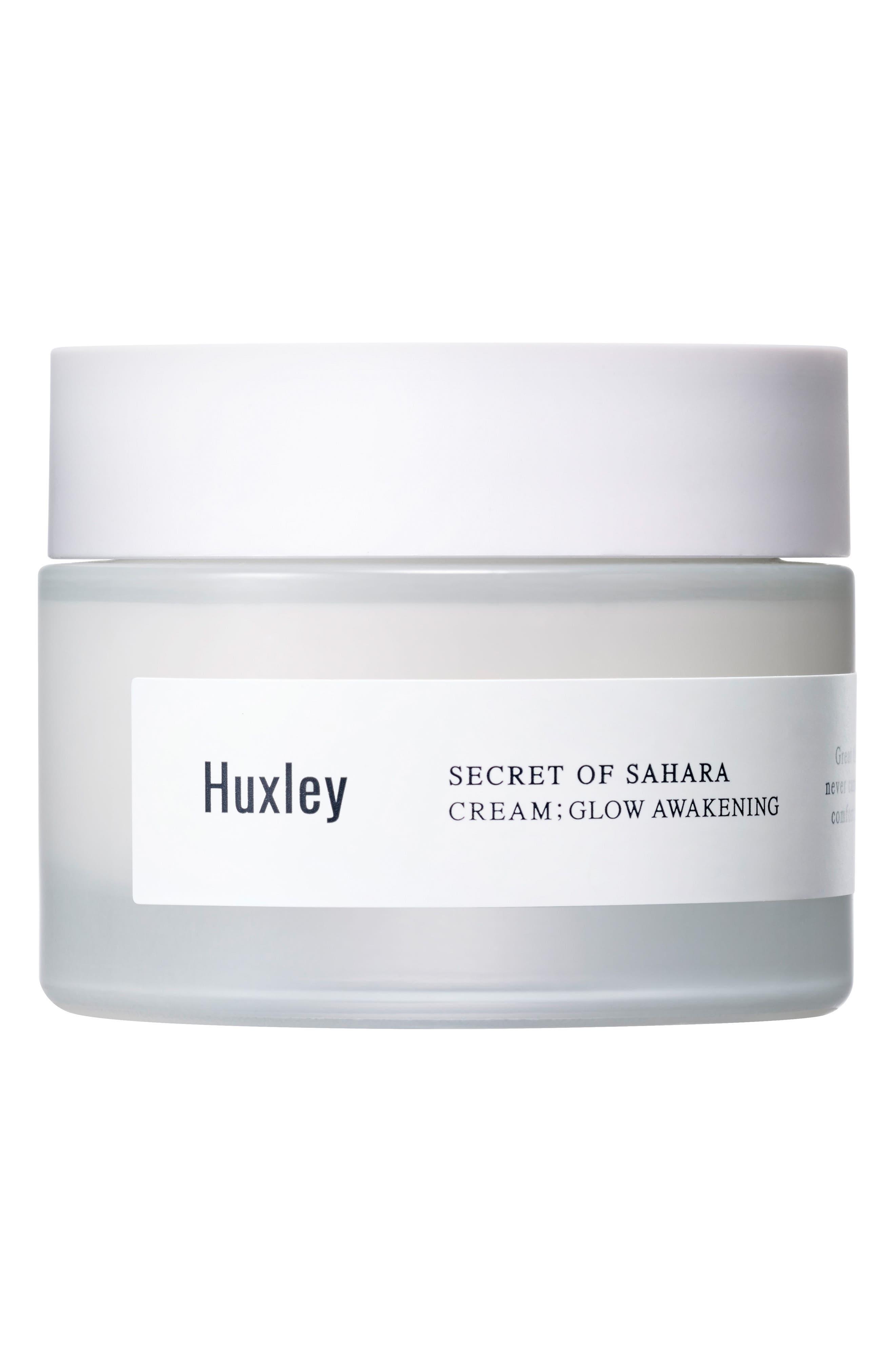 Alternate Image 1 Selected - Huxley Secret of Sahara Cream Glow Awakening