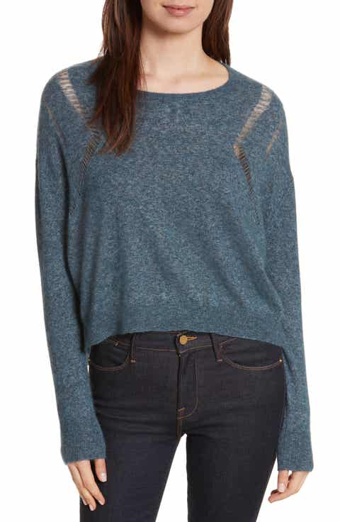 Women's Autumn Cashmere Cotton Blend Sweaters | Nordstrom