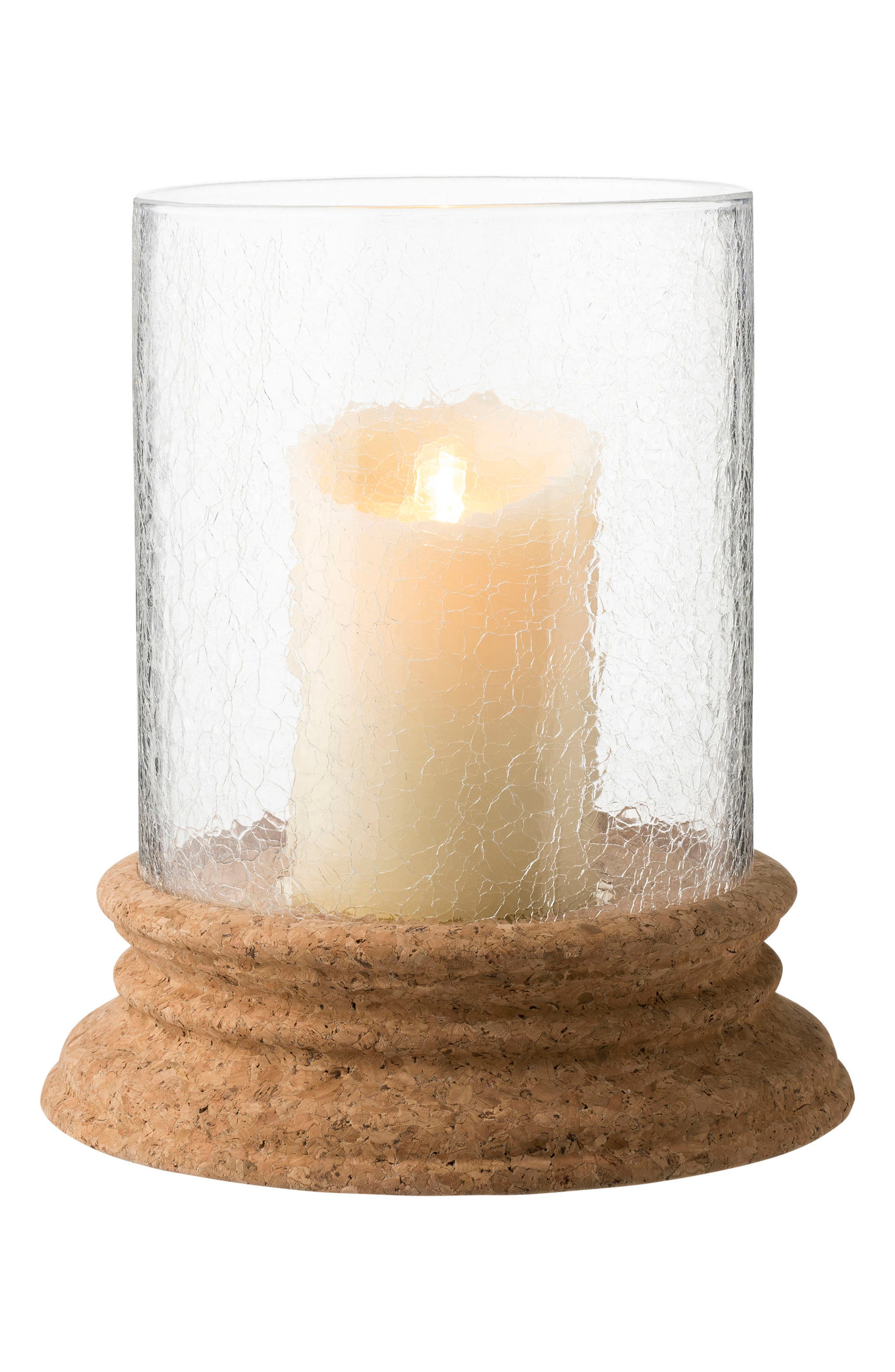 Juliska Qunita Hugo Hurricane Candle Holder