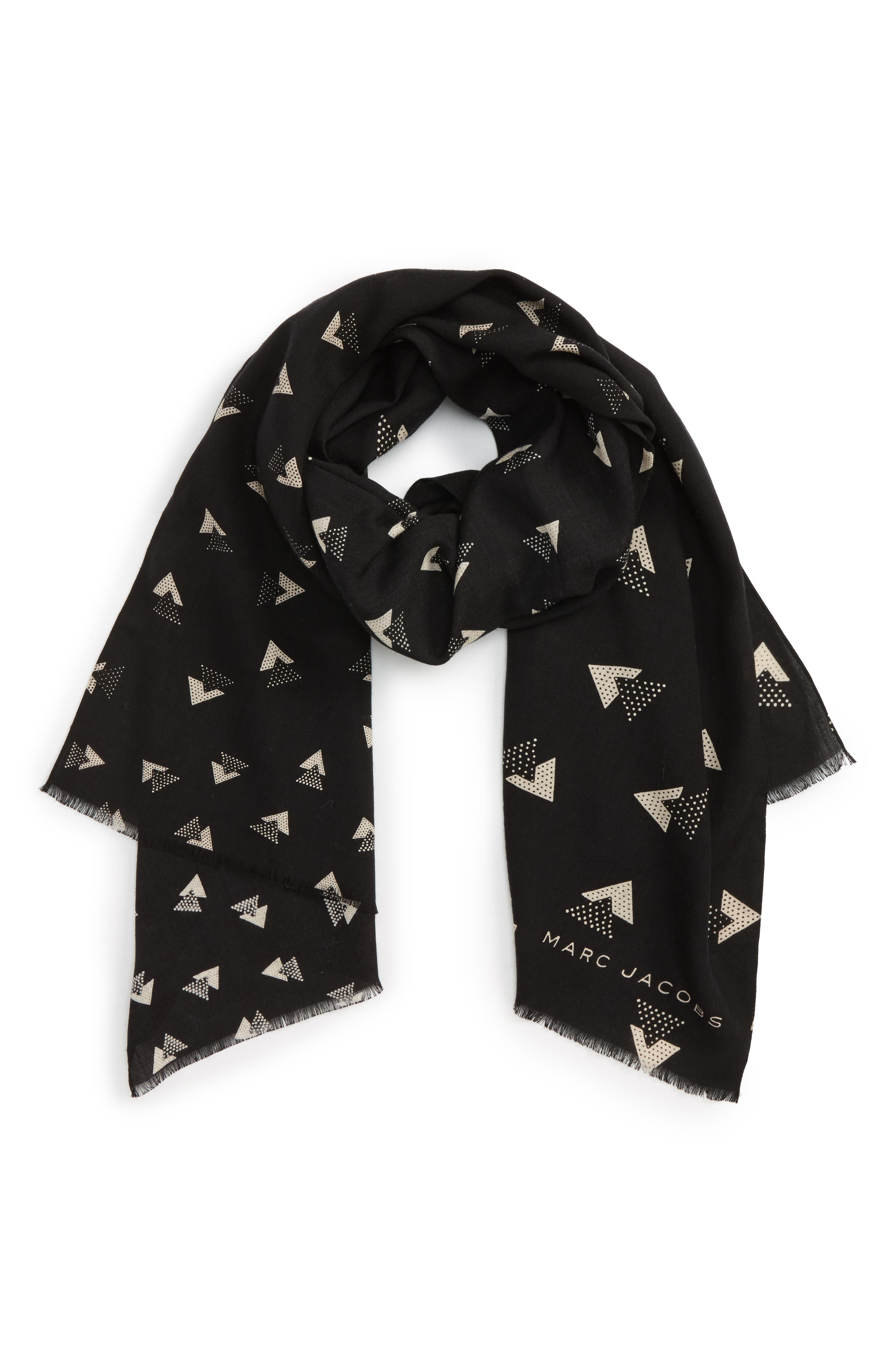 Alternate Image 2  - MARC JACOBS Triangles Scarf