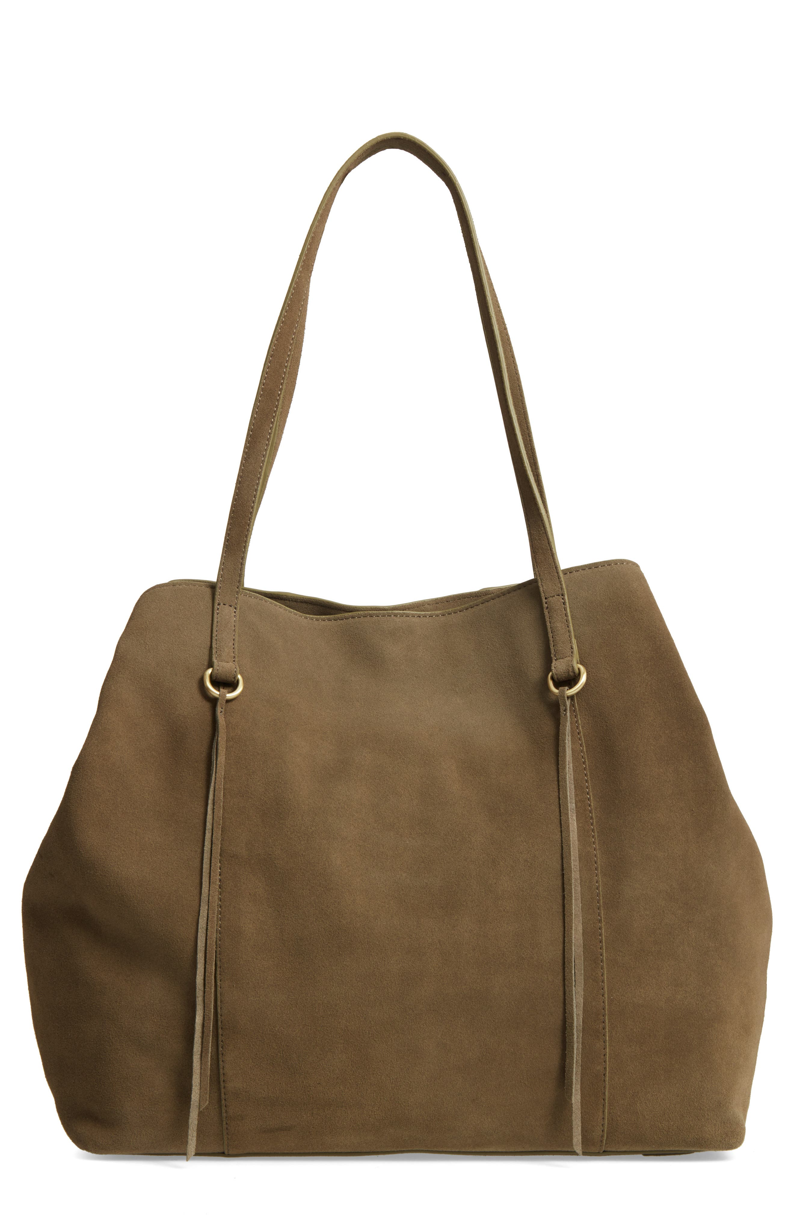 Hobo Kingston Suede Tote