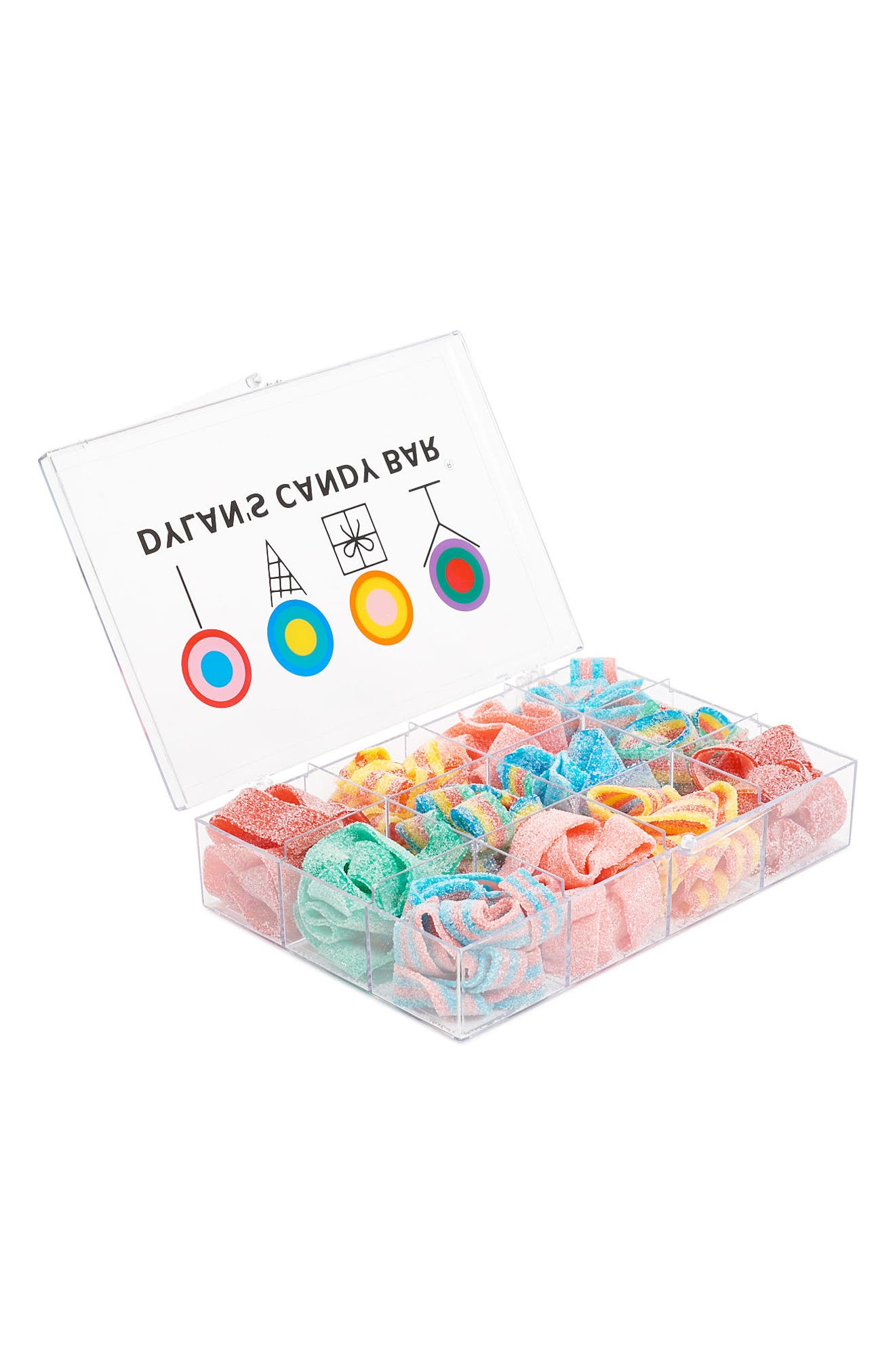 Alternate Image 2  - Dylan's Candy Bar Sour Belts Tackle Box