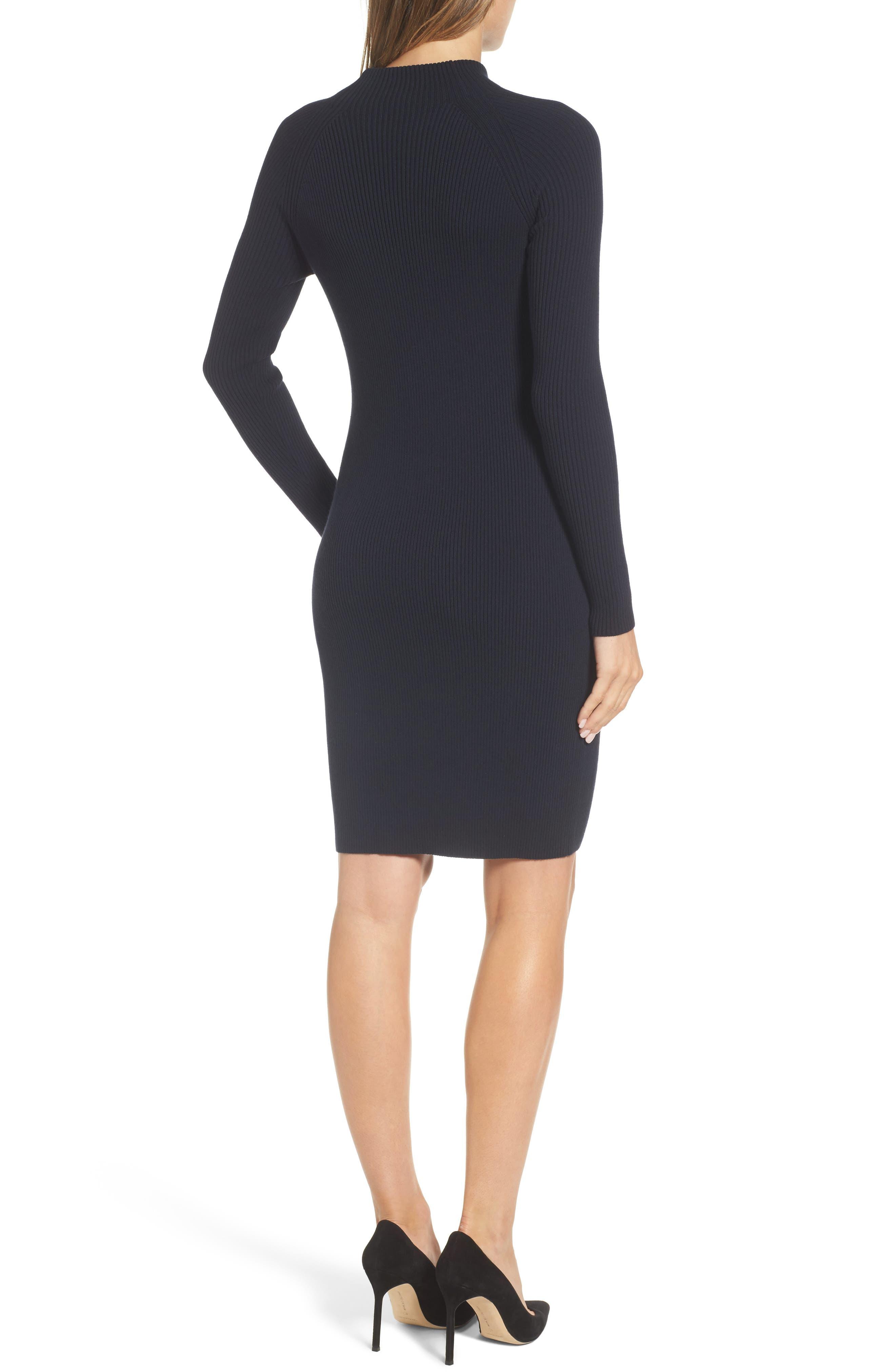 Alternate Image 2  - BOSS Farengi Sweater Dress