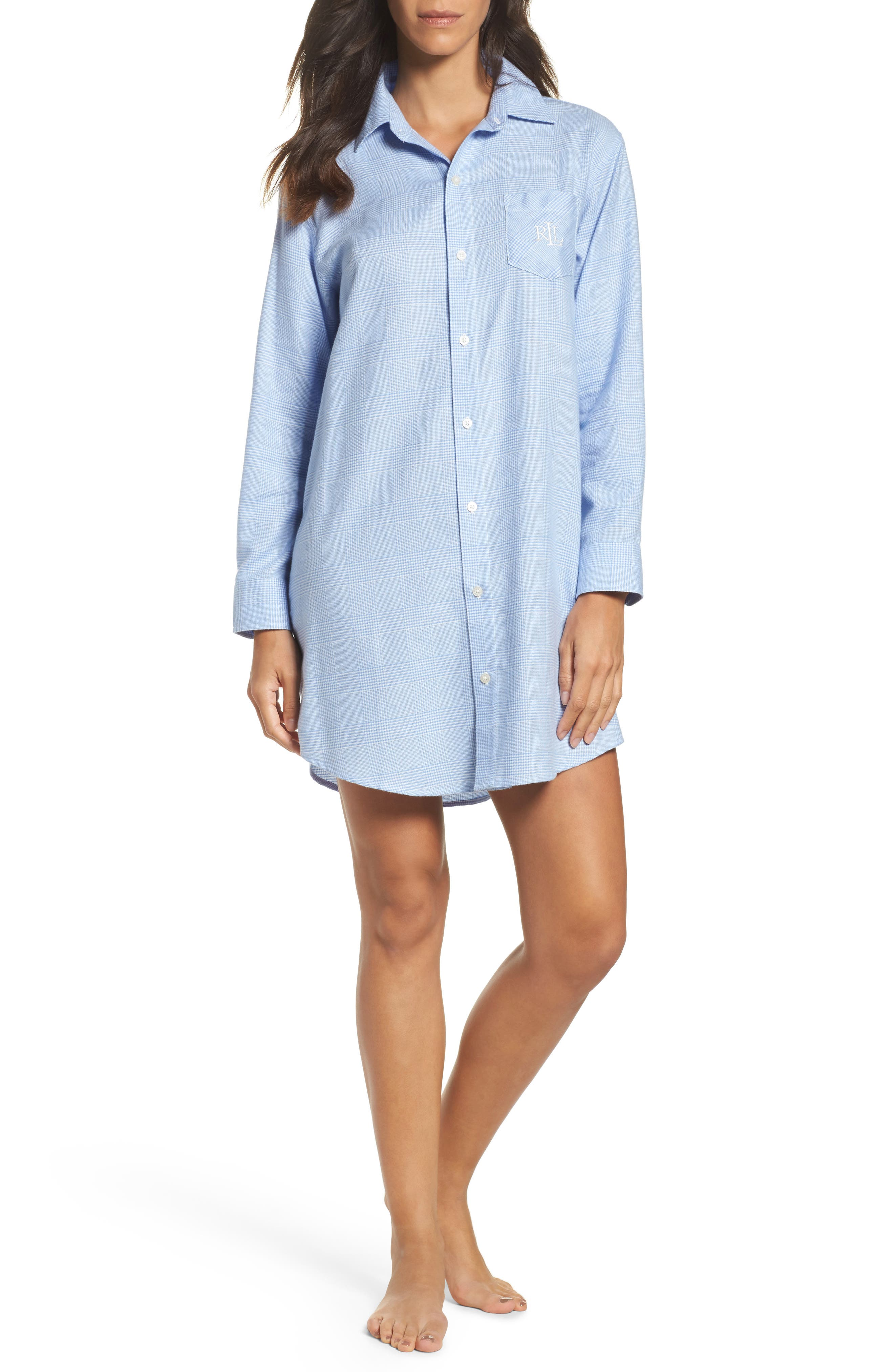 Lauren by Ralph Lauren Paisley Sleep Shirt