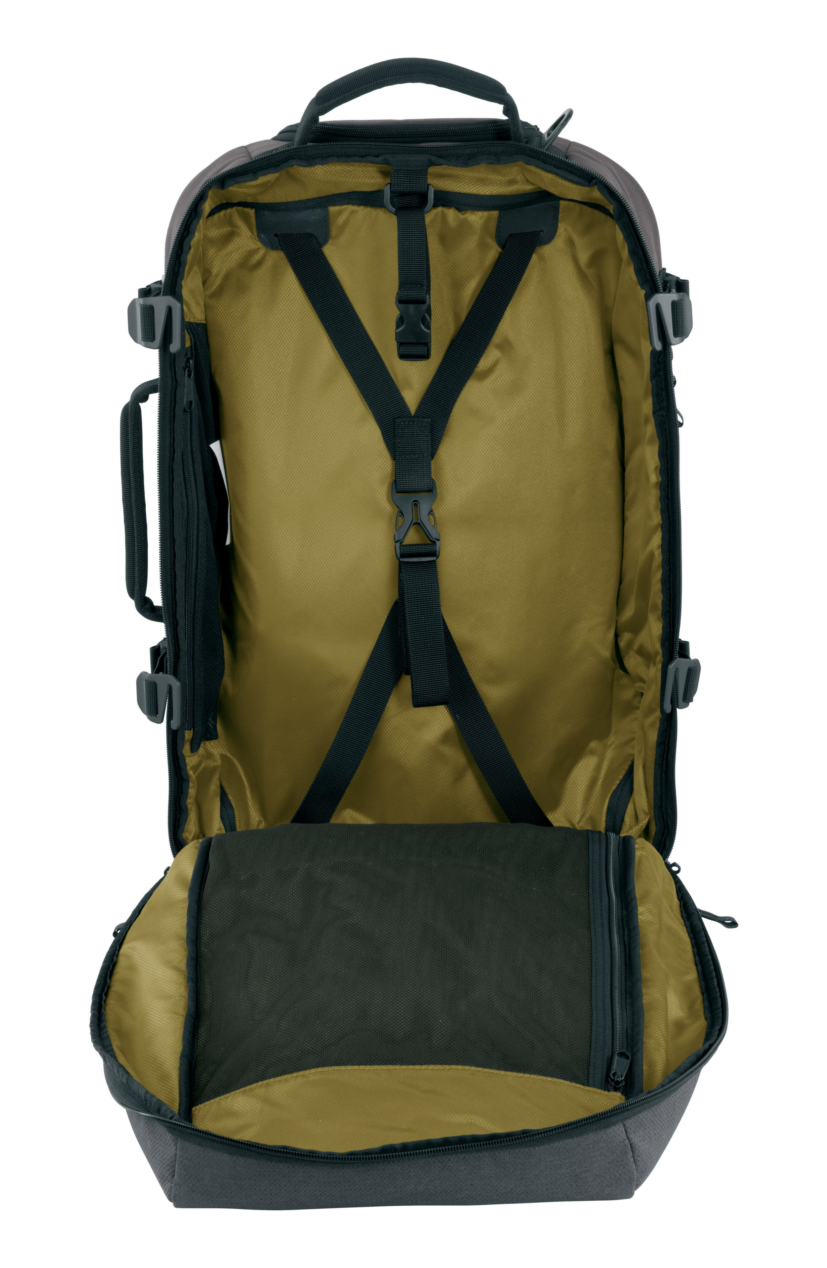 Alternate Image 2  - Victorinox Swiss Army® VX Touring 21-Inch Carry-On