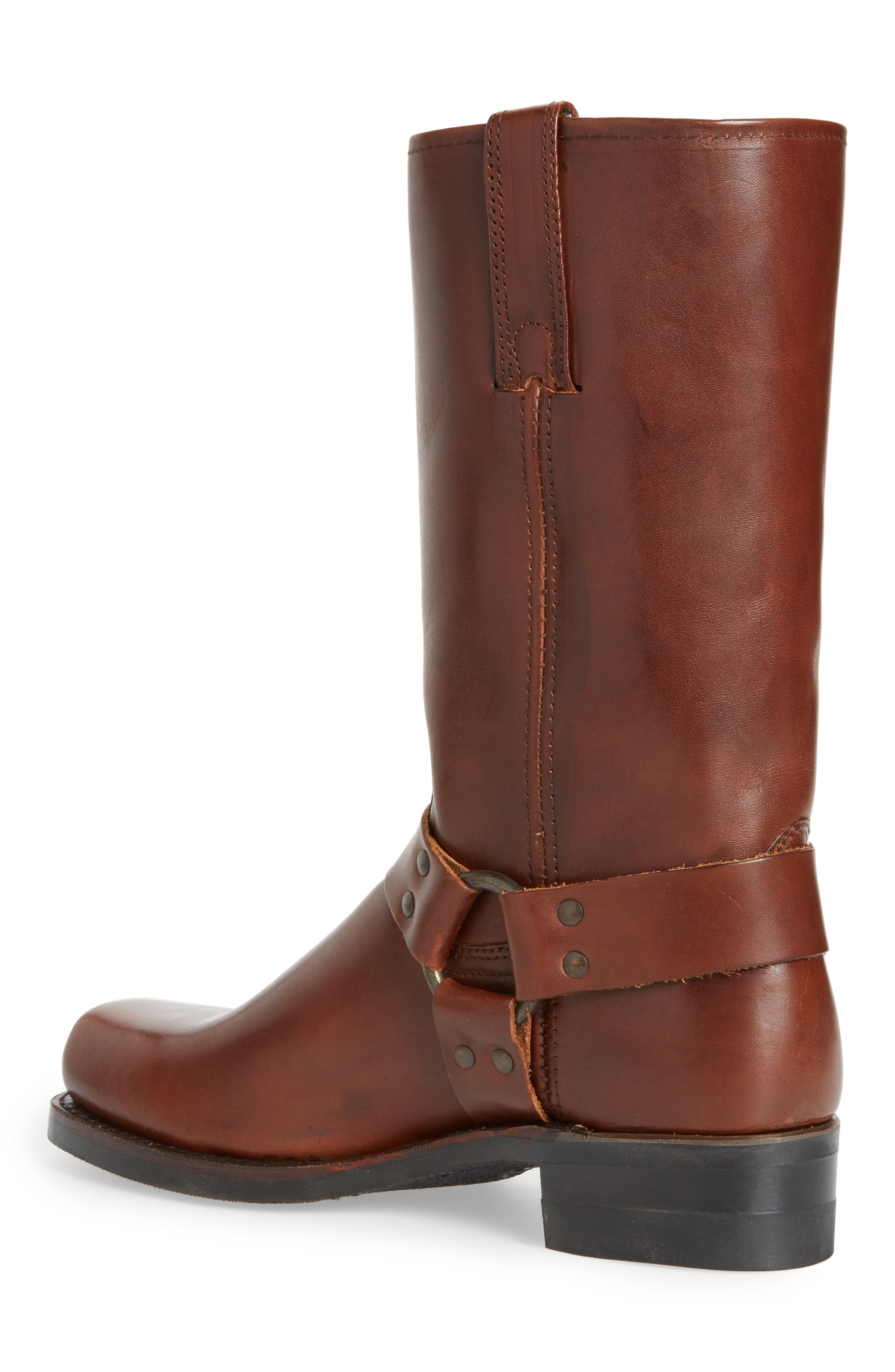 12R Harness Boot,                             Alternate thumbnail 2, color,                             Walnut
