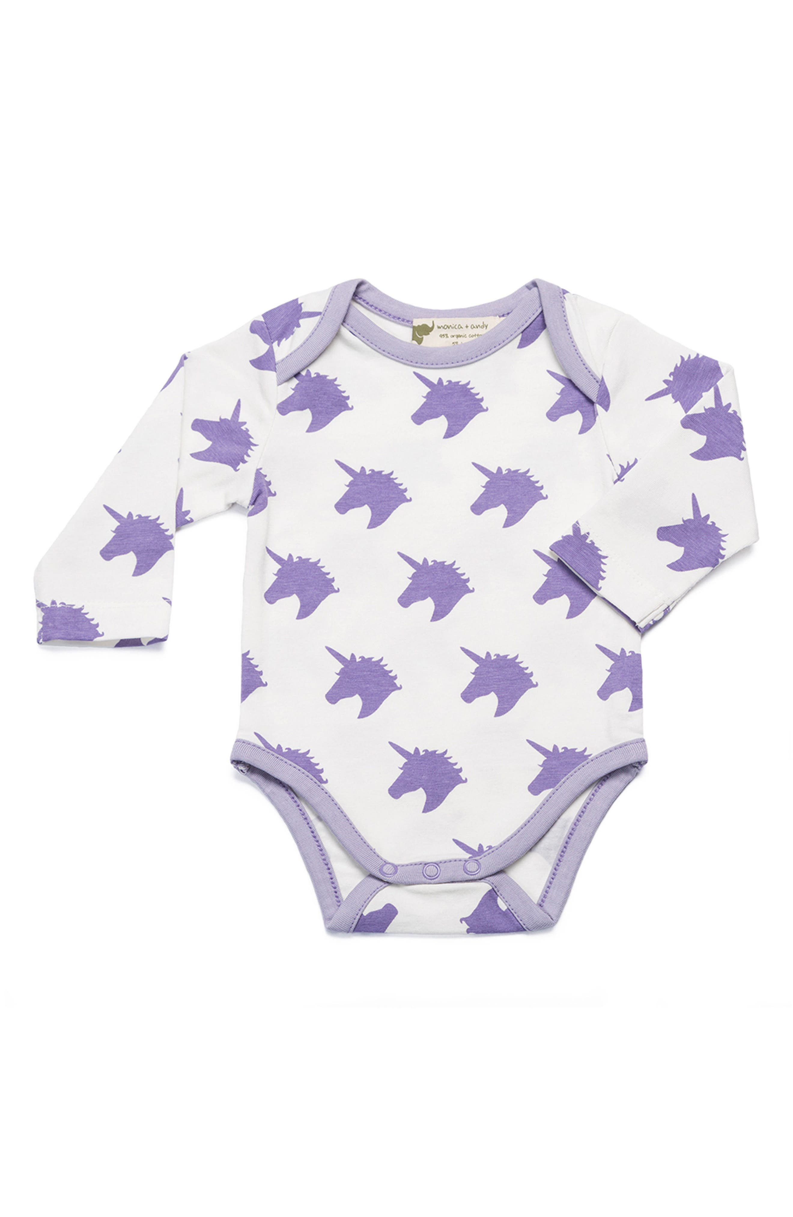 Monica + Andy Jack and Jill Bodysuit (Baby Girls)