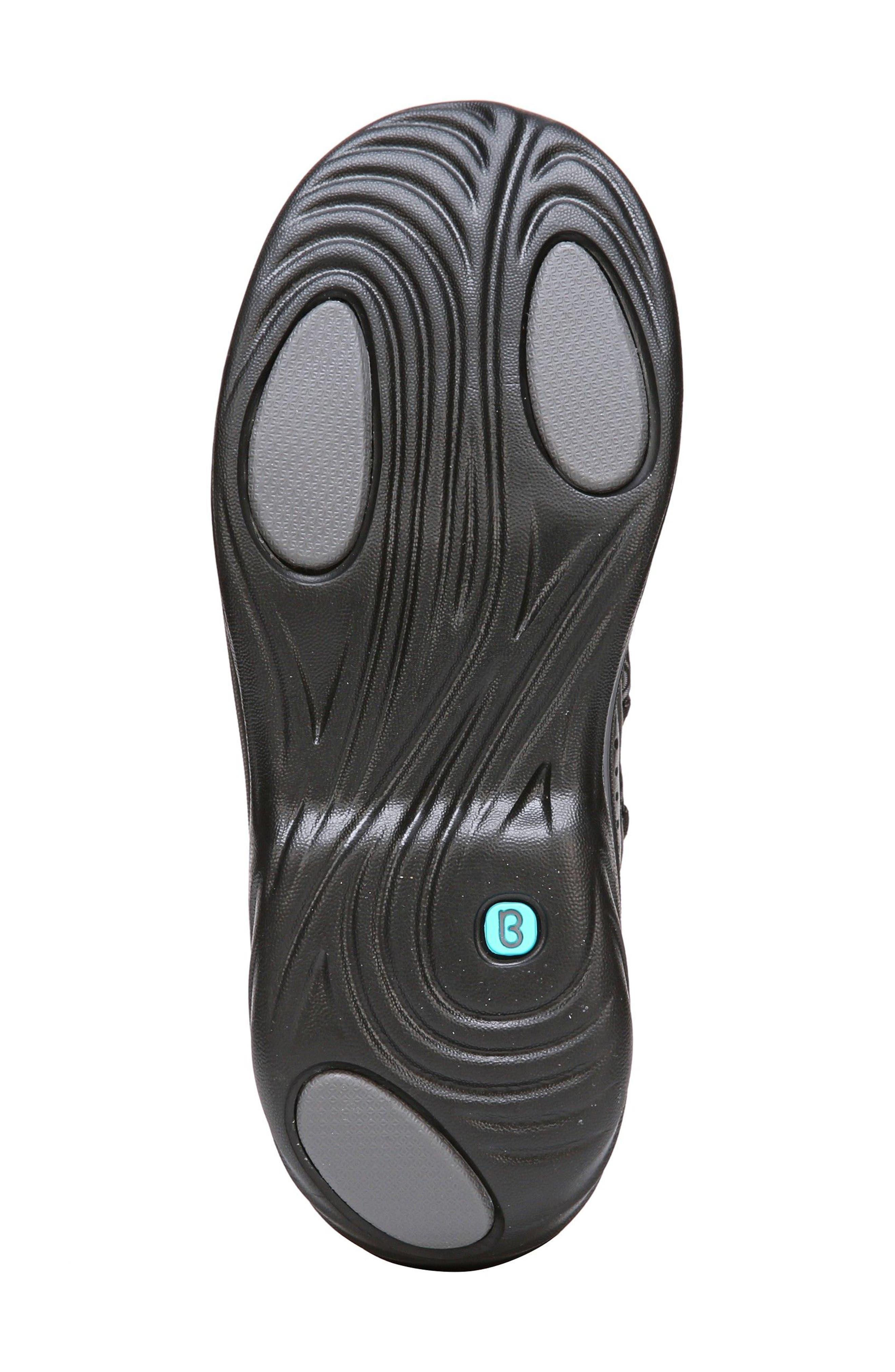 Pisces Slip-On Sneaker,                             Alternate thumbnail 6, color,                             Black