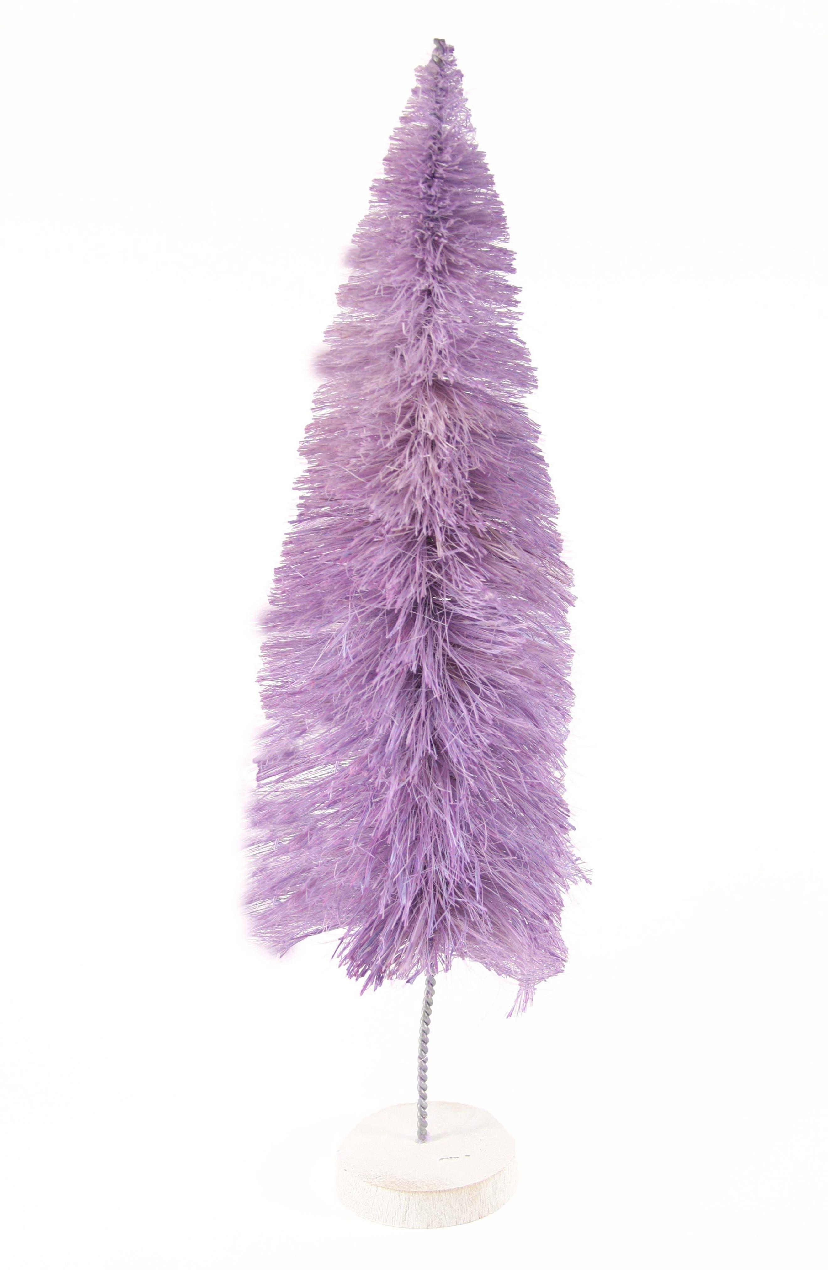 Bottle Brush Tree,                         Main,                         color, Purple