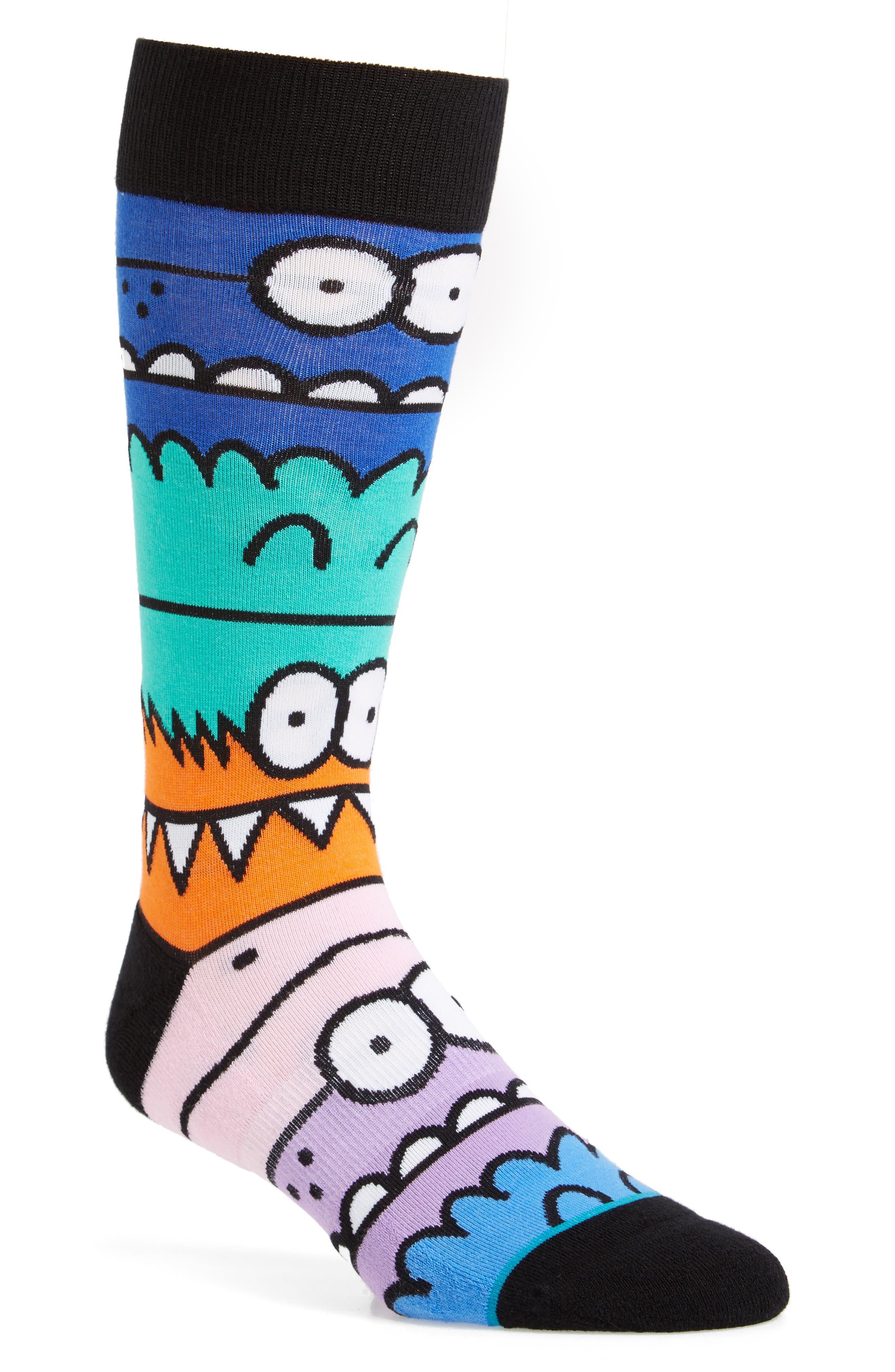 Stance Monster Mash 2 Crew Socks