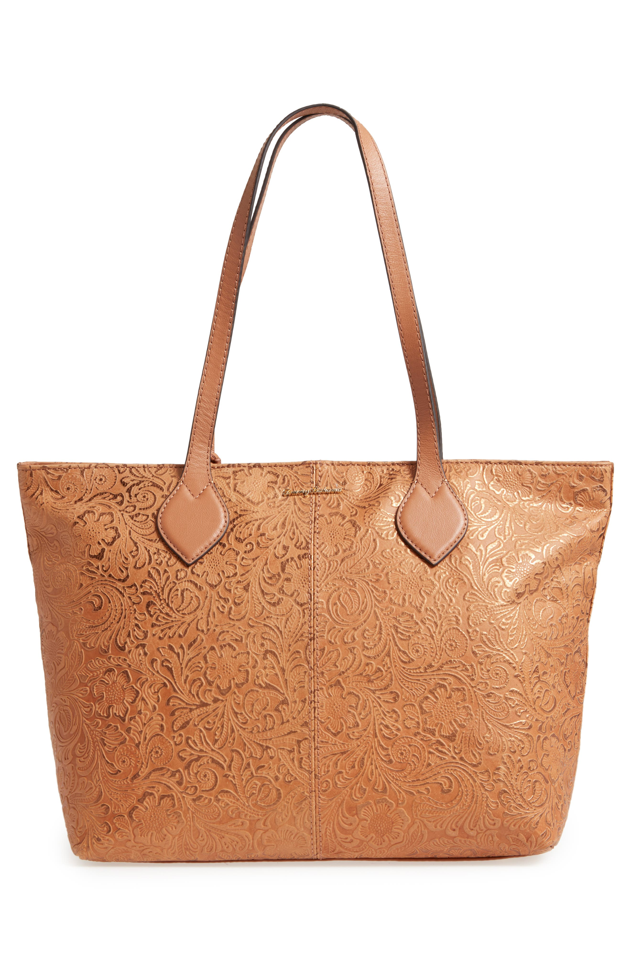 Alternate Image 2  - Tommy Bahama Barbados Leather Tote
