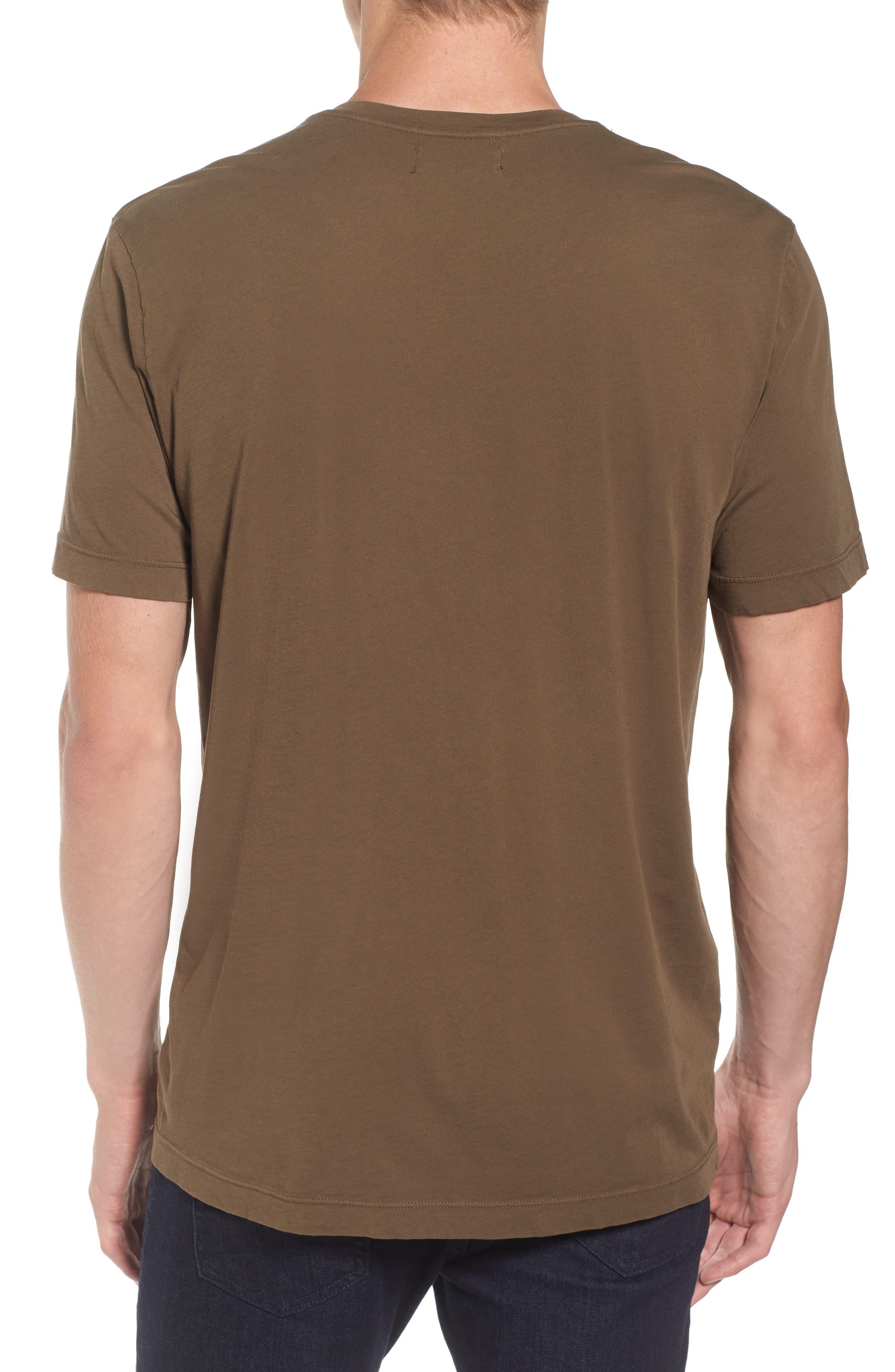 Alternate Image 2  - Velvet by Graham & Spencer 'Howard' Crewneck T-Shirt