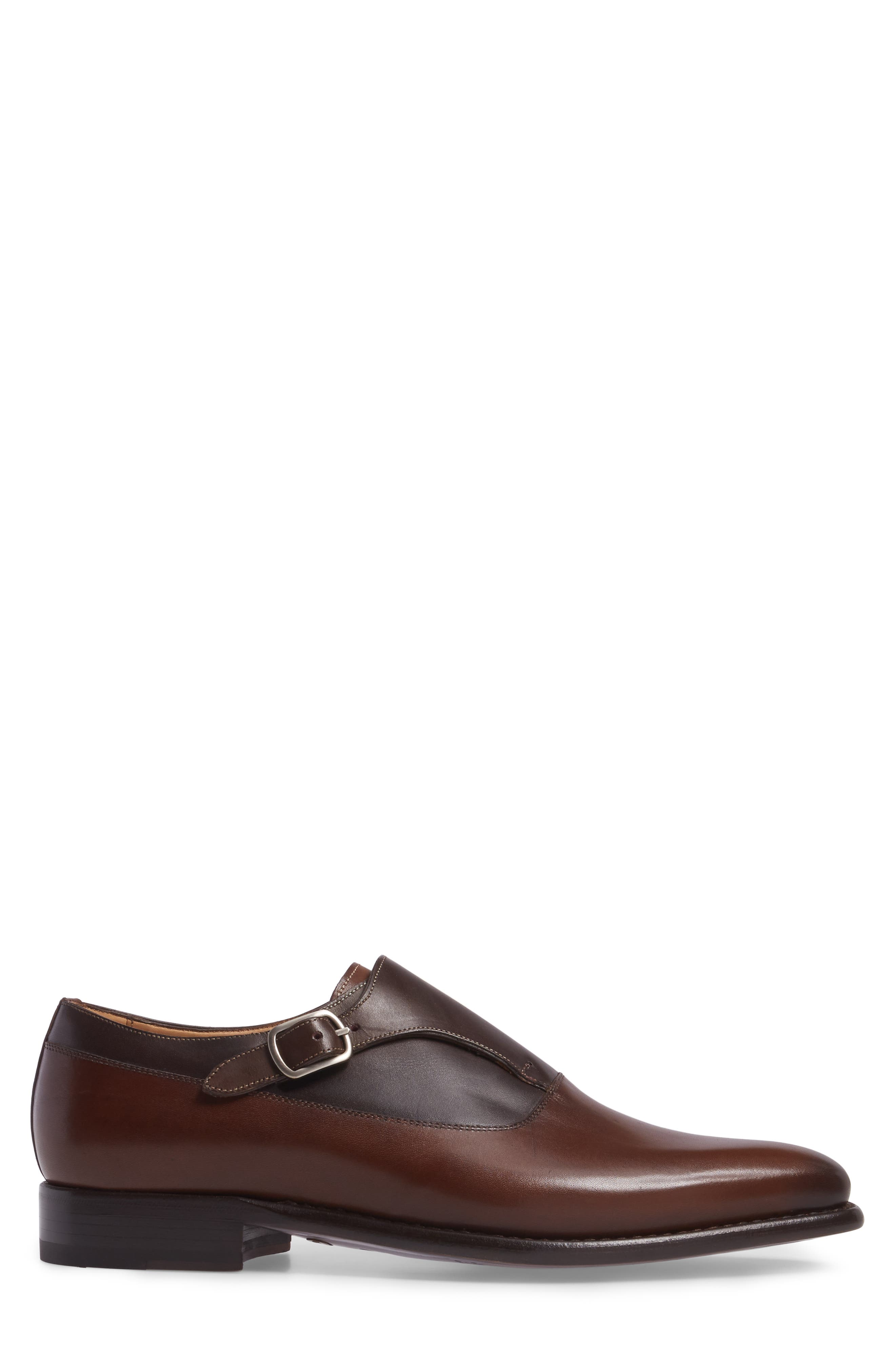 Alternate Image 3  - Mezlan Algar Monk Strap Shoe (Men)
