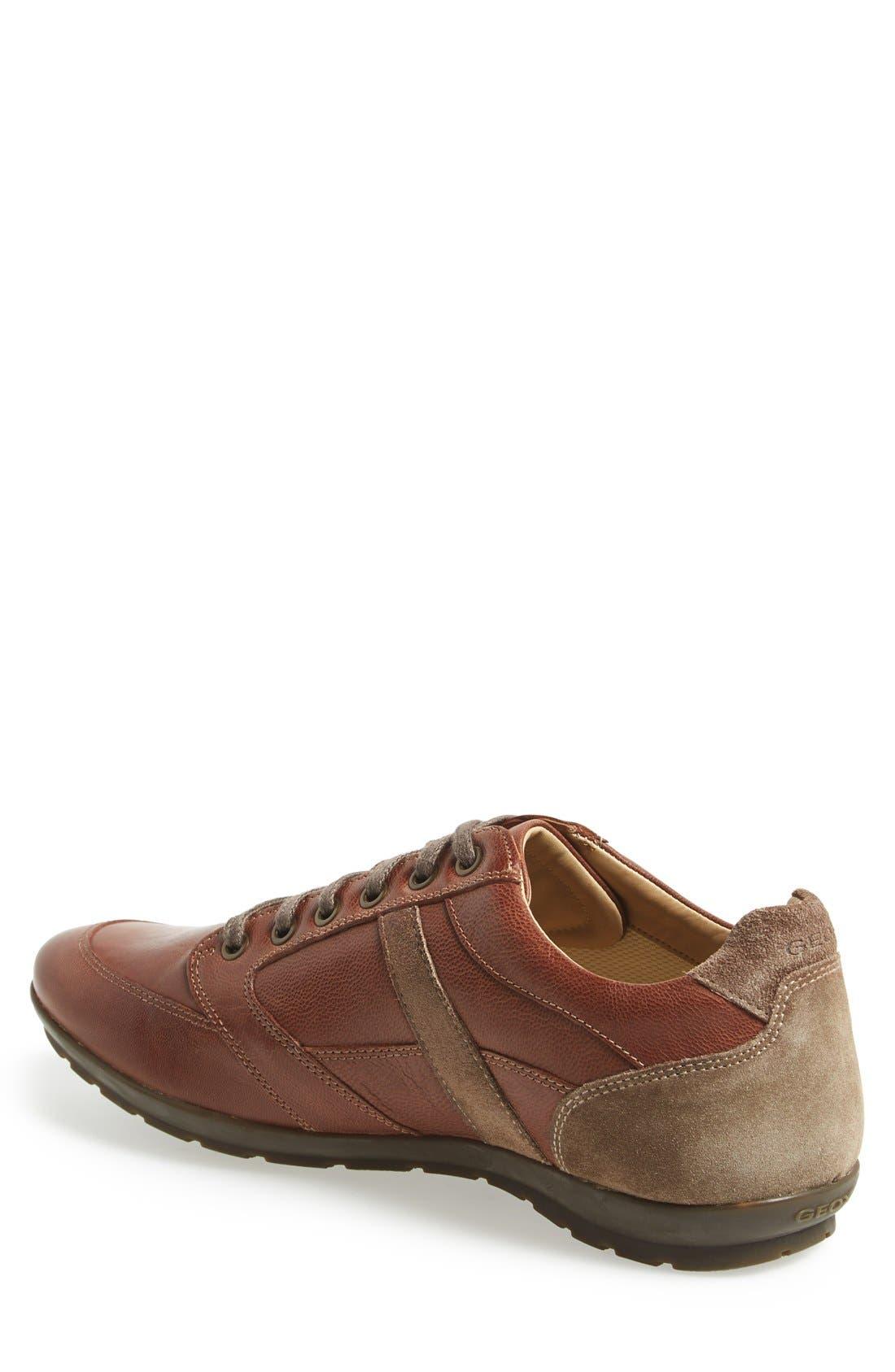 Alternate Image 2  - Geox 'Symbol 6' Sneaker (Men)