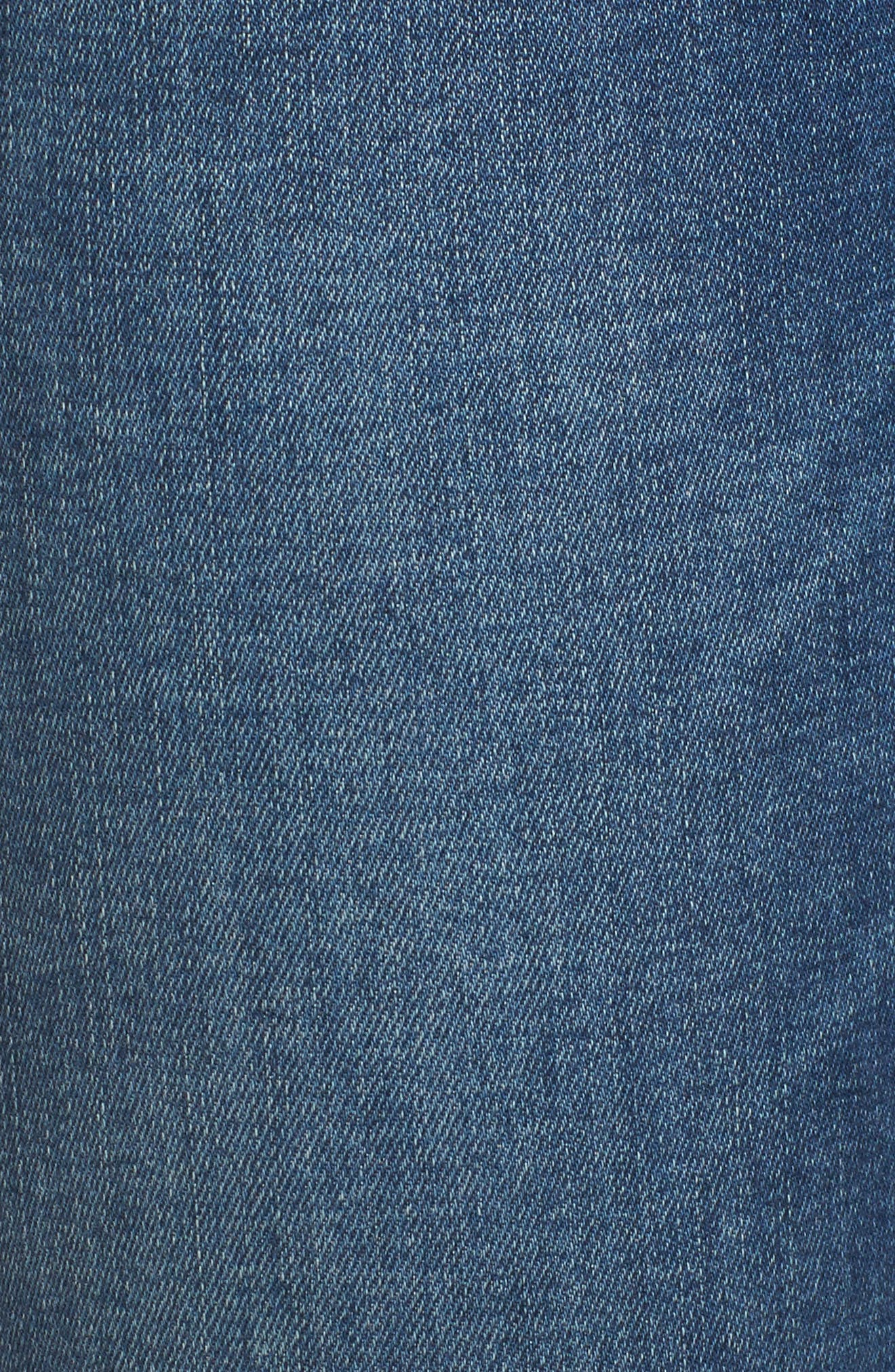 Alternate Image 5  - BLANKNYC Great Escape Skinny Jeans
