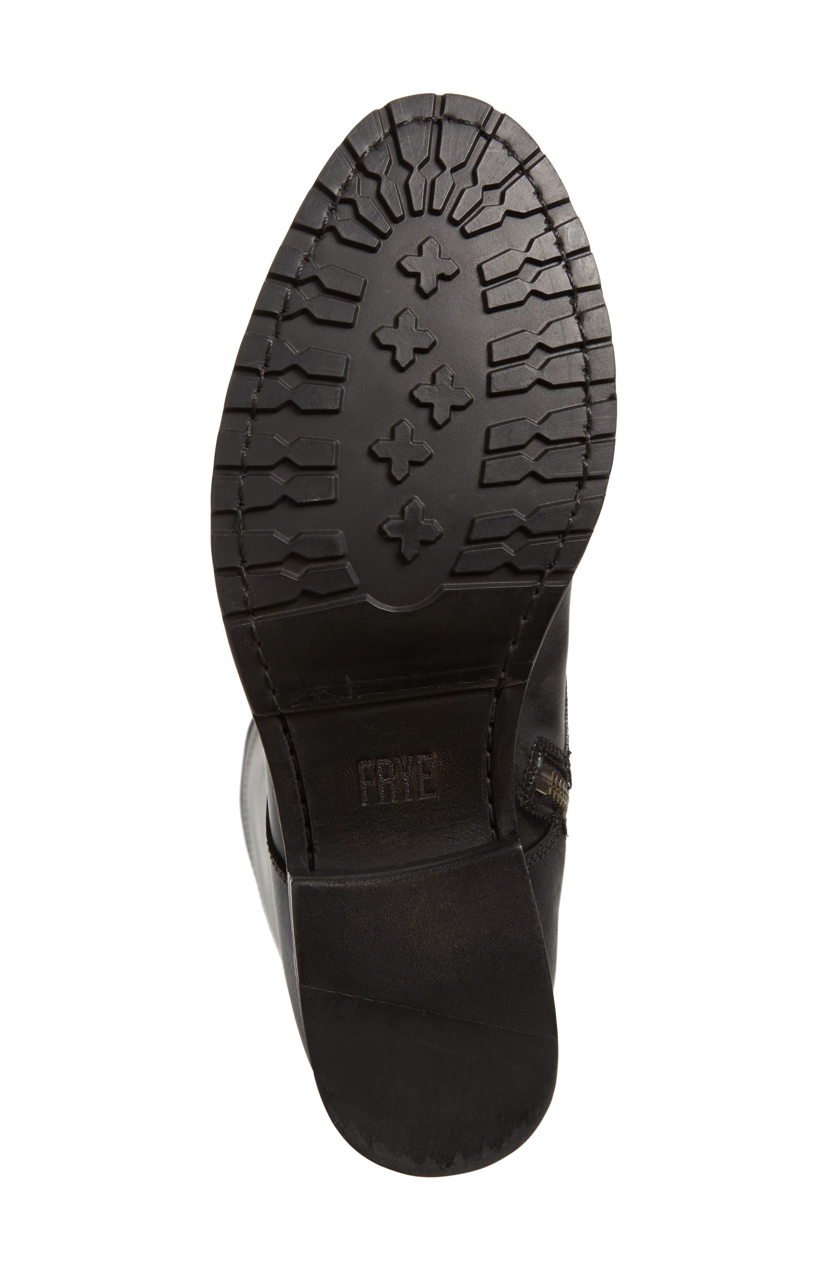 Alternate Image 6  - Frye Melissa Tall Lace-Up Boot (Women)