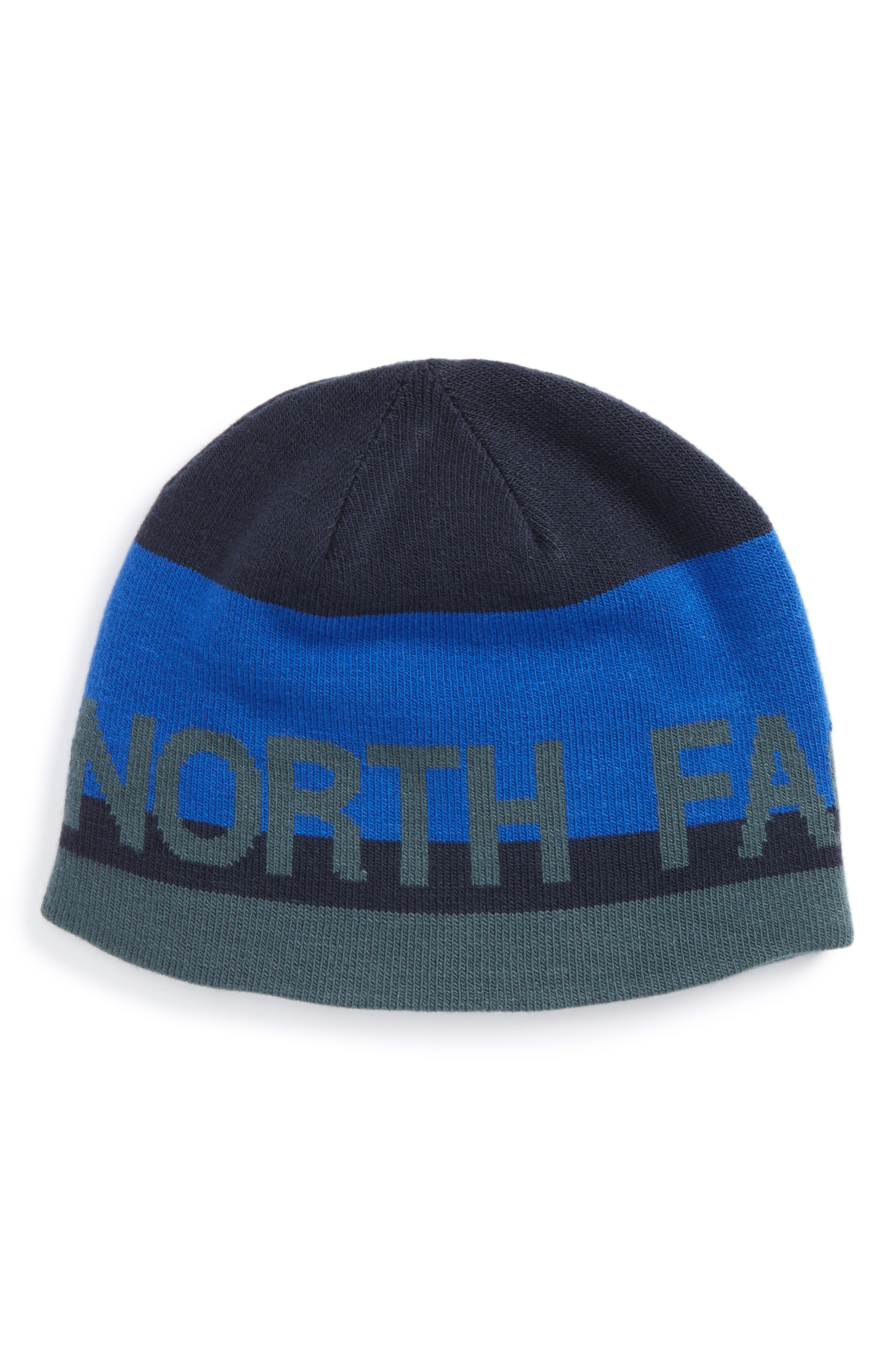 The North Face Anders Reversible Beanie (Big Boys)