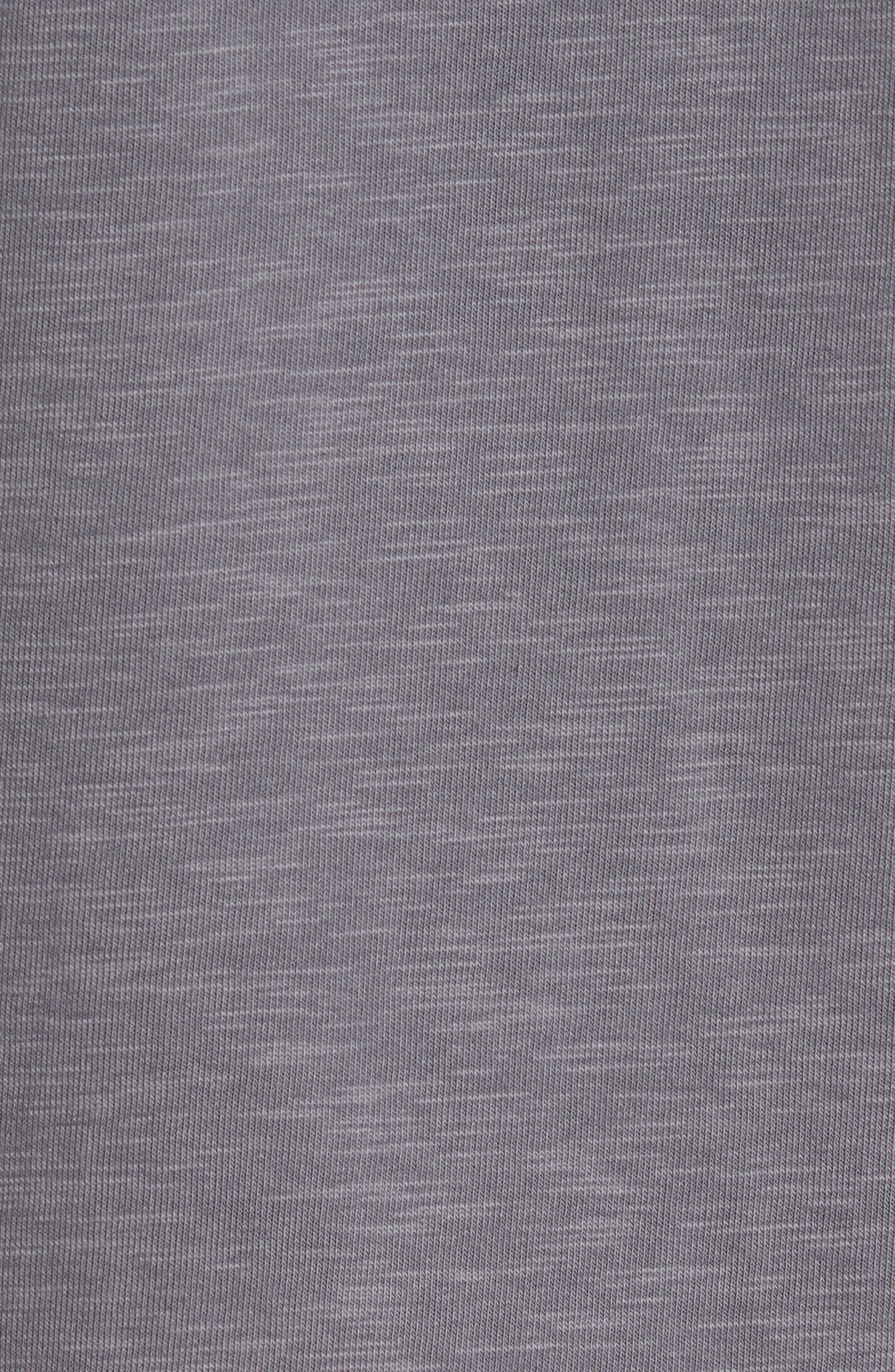 Alternate Image 6  - Under Armour Sportstyle Short Sleeve Hoodie