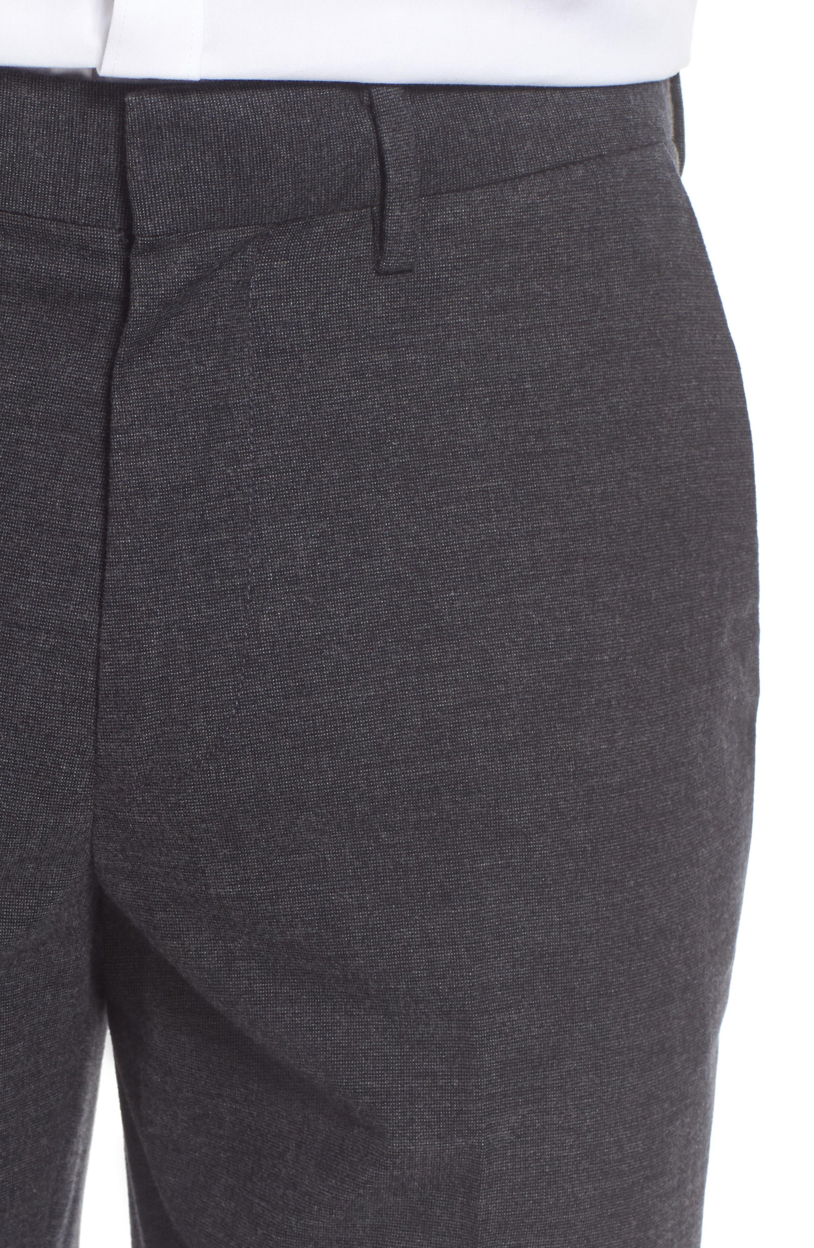 Alternate Image 4  - Bonobos Foundation Slim Fit Trousers