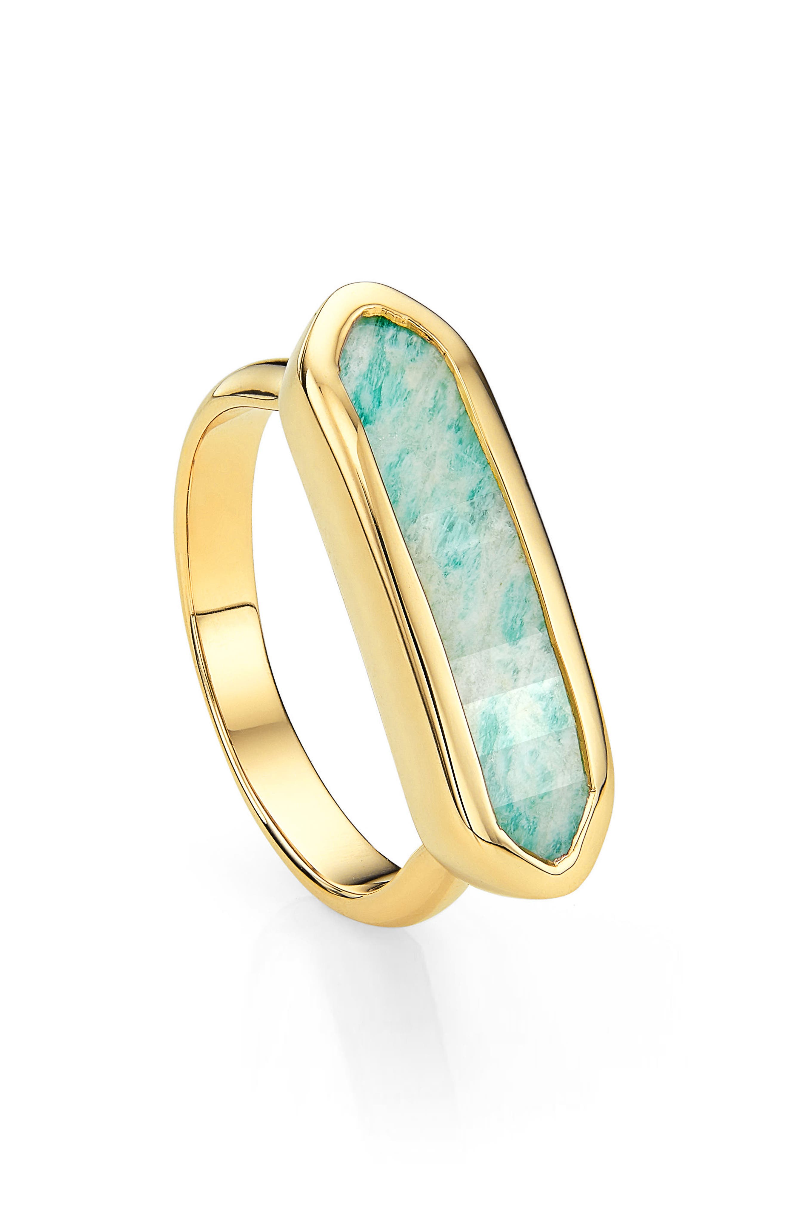 Monica Vinader 'Baja' Stone Ring