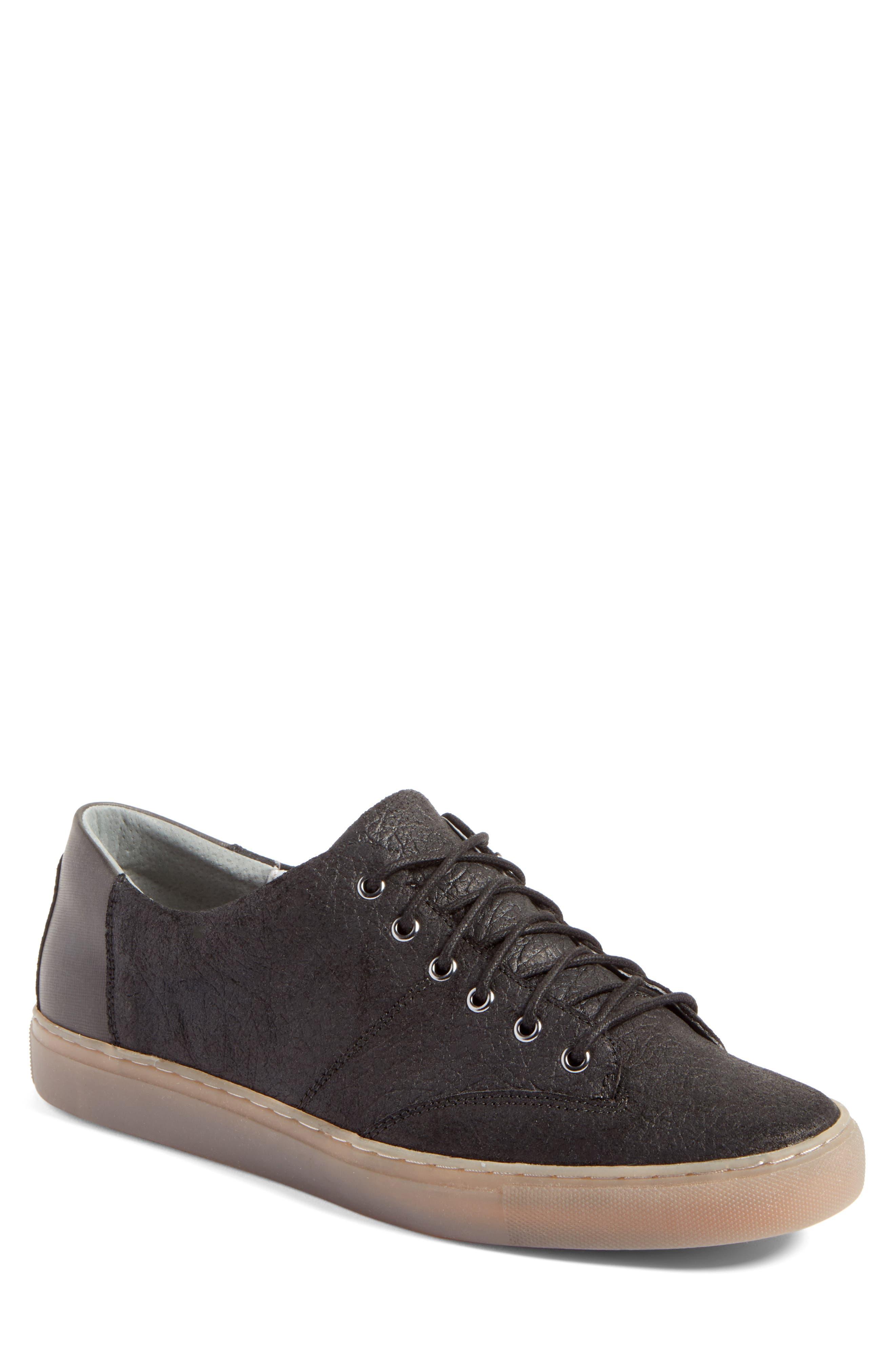 Cooper Sneaker,                         Main,                         color, Black Rhino