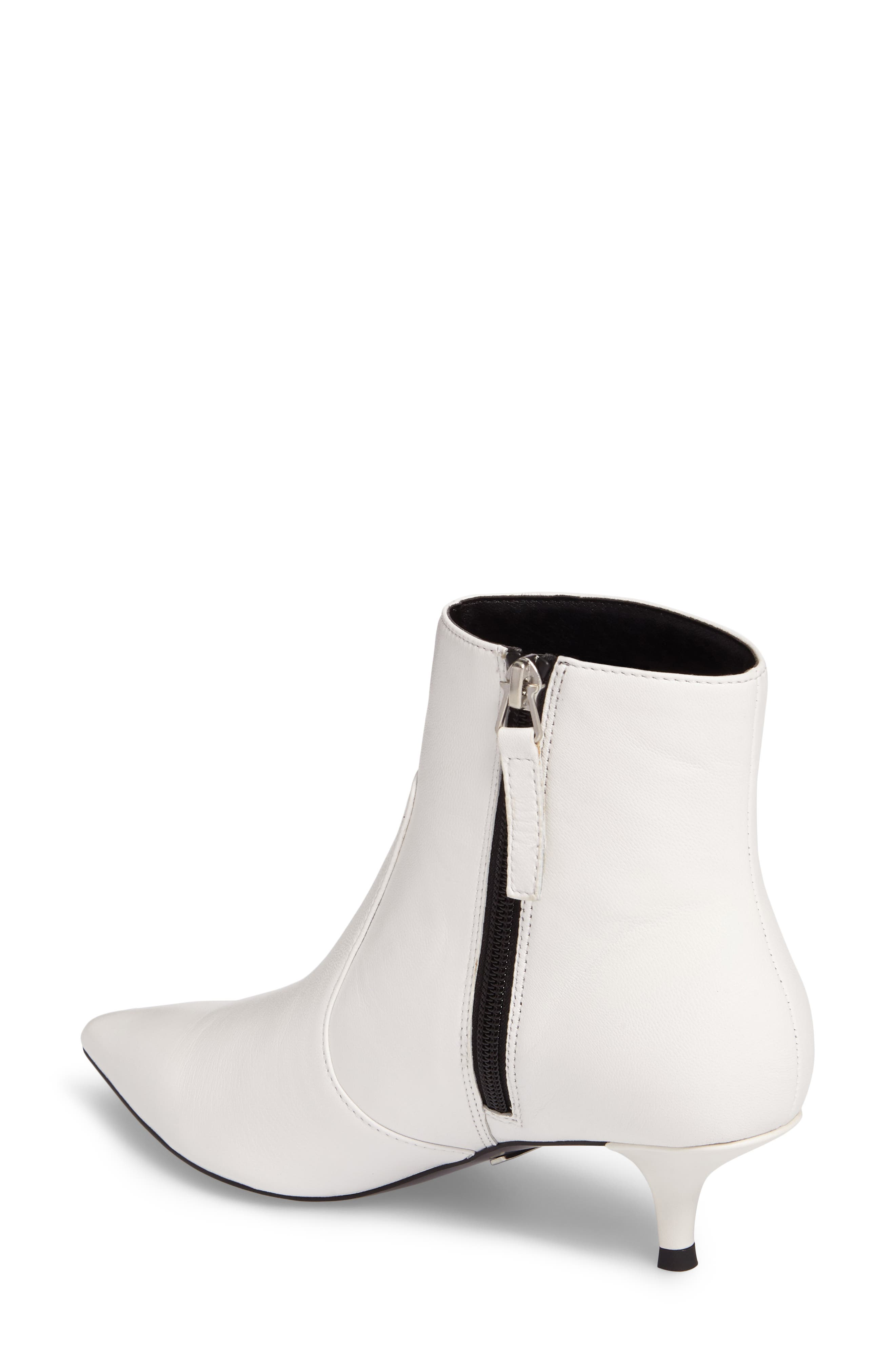 Alternate Image 2  - Topshop Abba Pointy Toe Bootie (Women)
