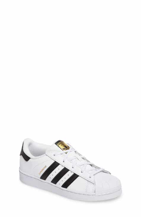 release date 90165 f1cec adidas Superstar Foundation Sneaker (Toddler  Little Kid)