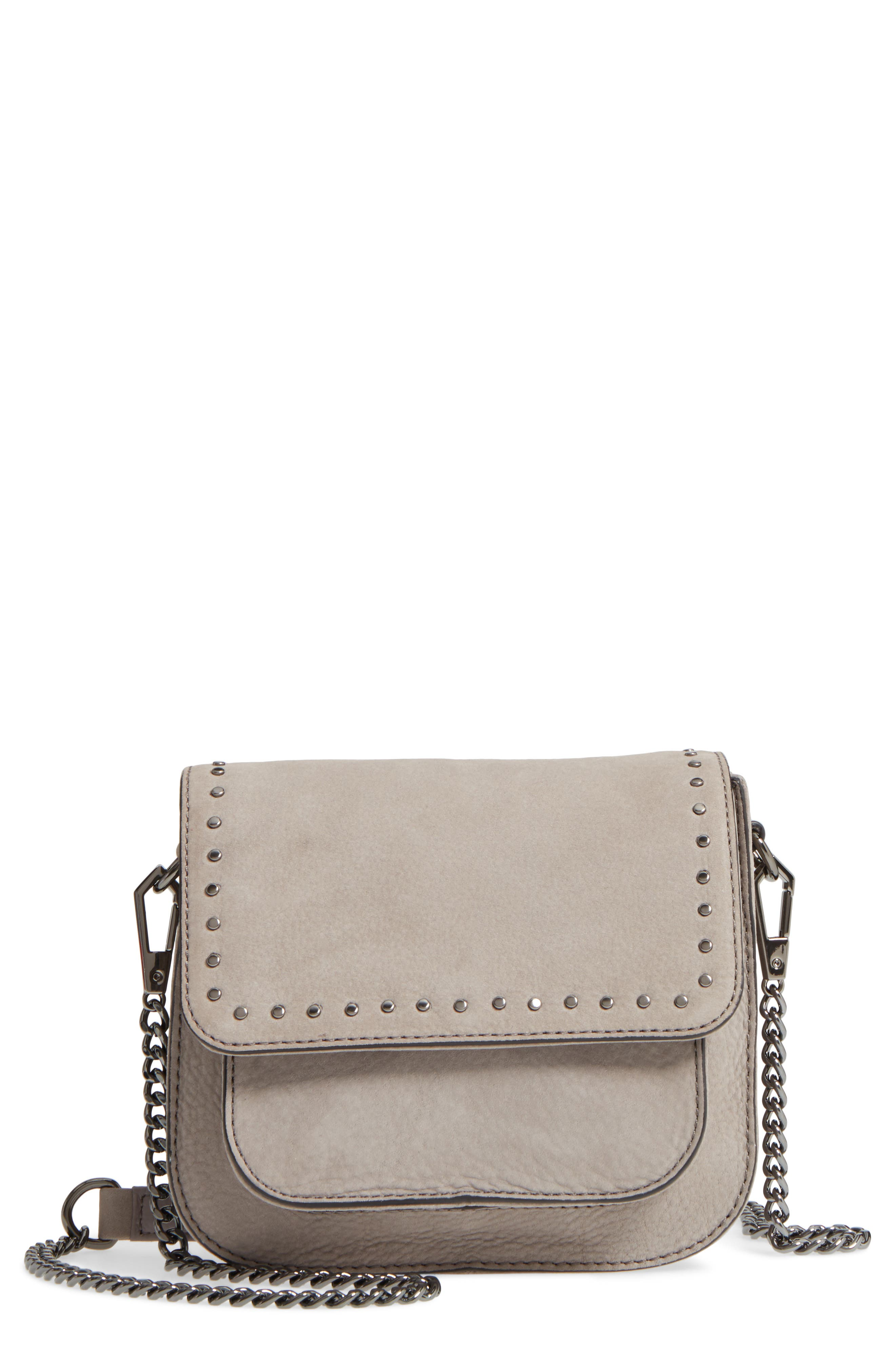 Rebecca Minkoff Small Moonwalking Saddle Bag