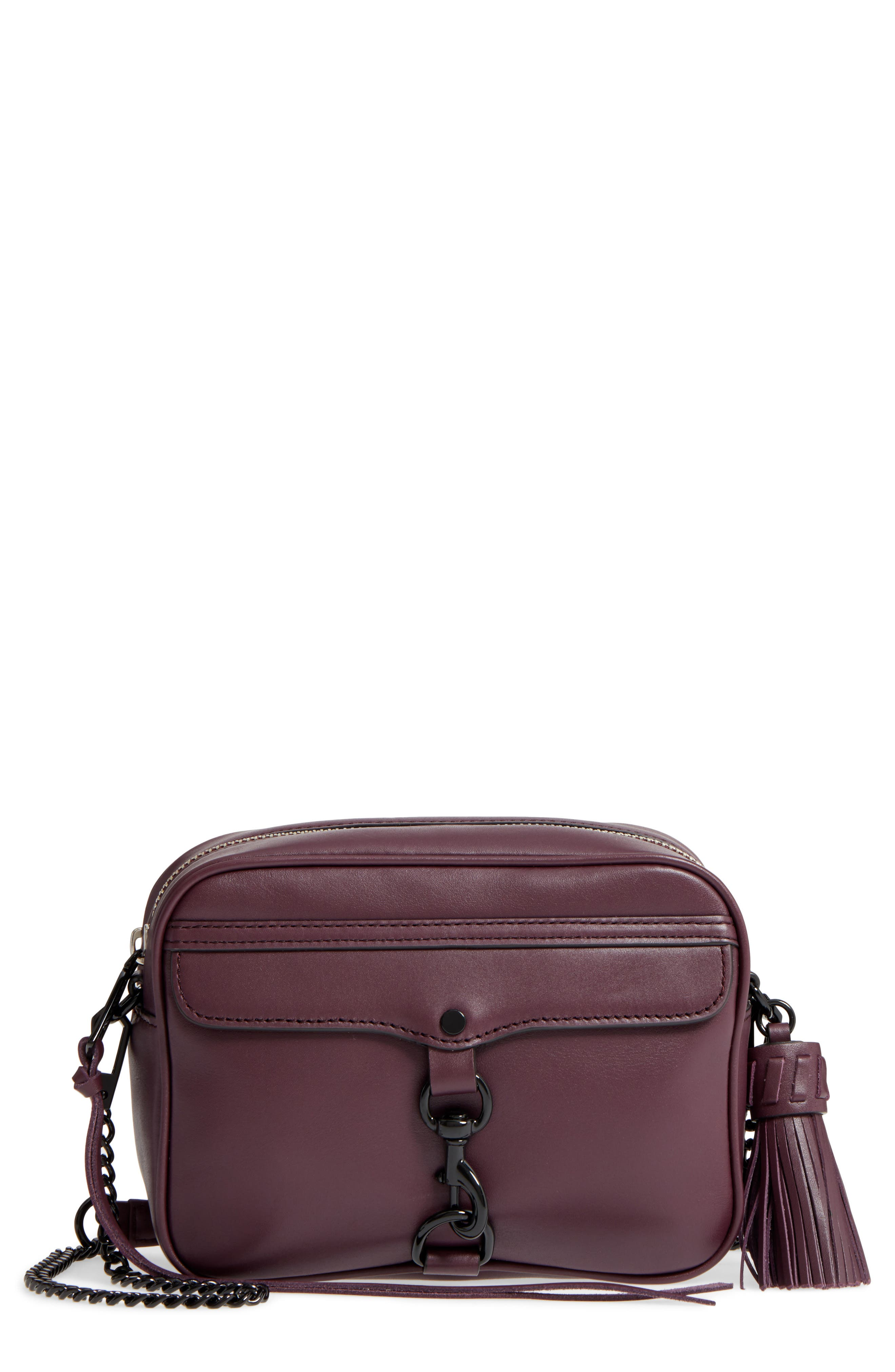 MAB Camera Bag,                         Main,                         color, Dark Cherry