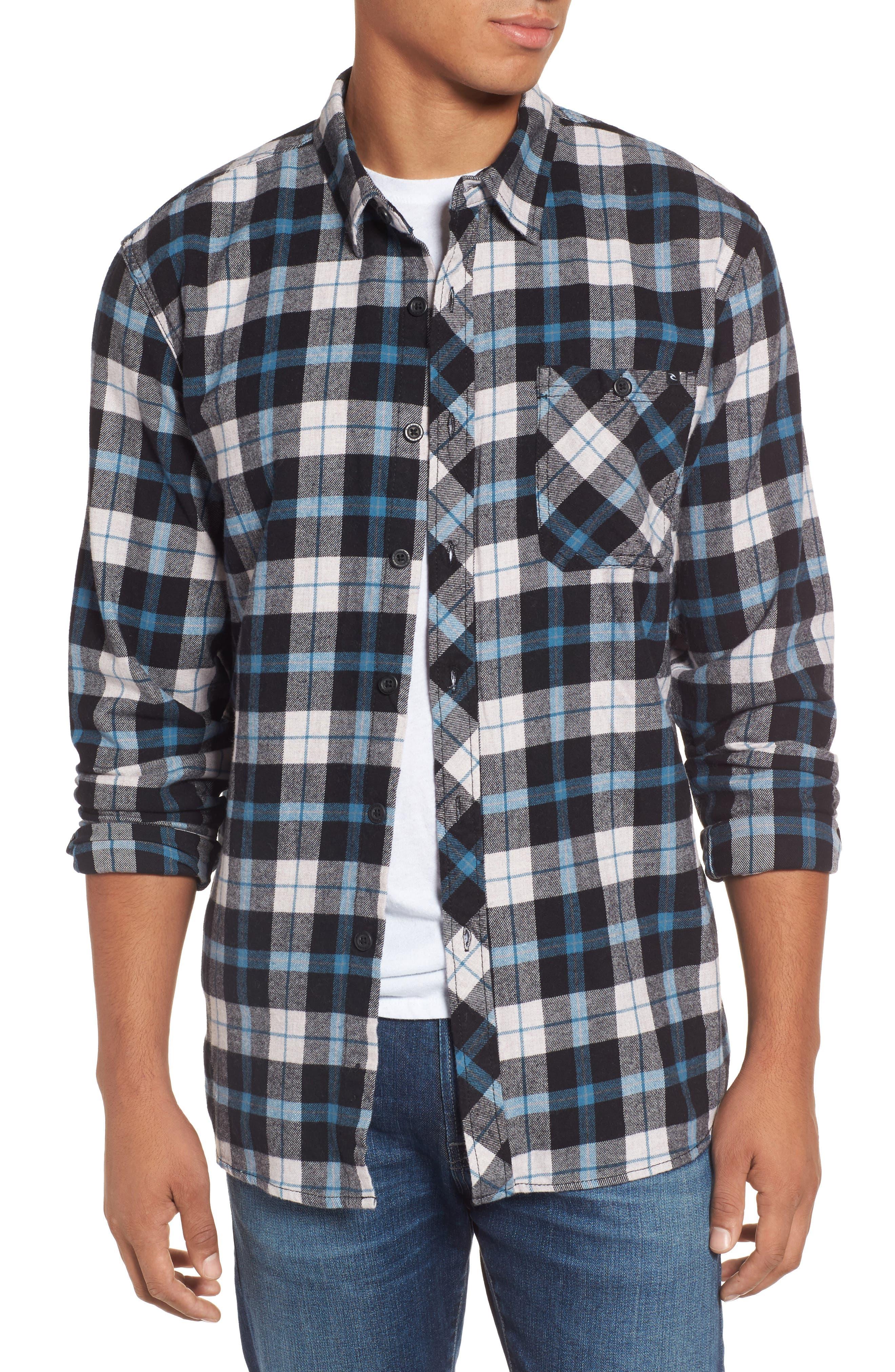 Rip Curl Teller Flannel Shirt