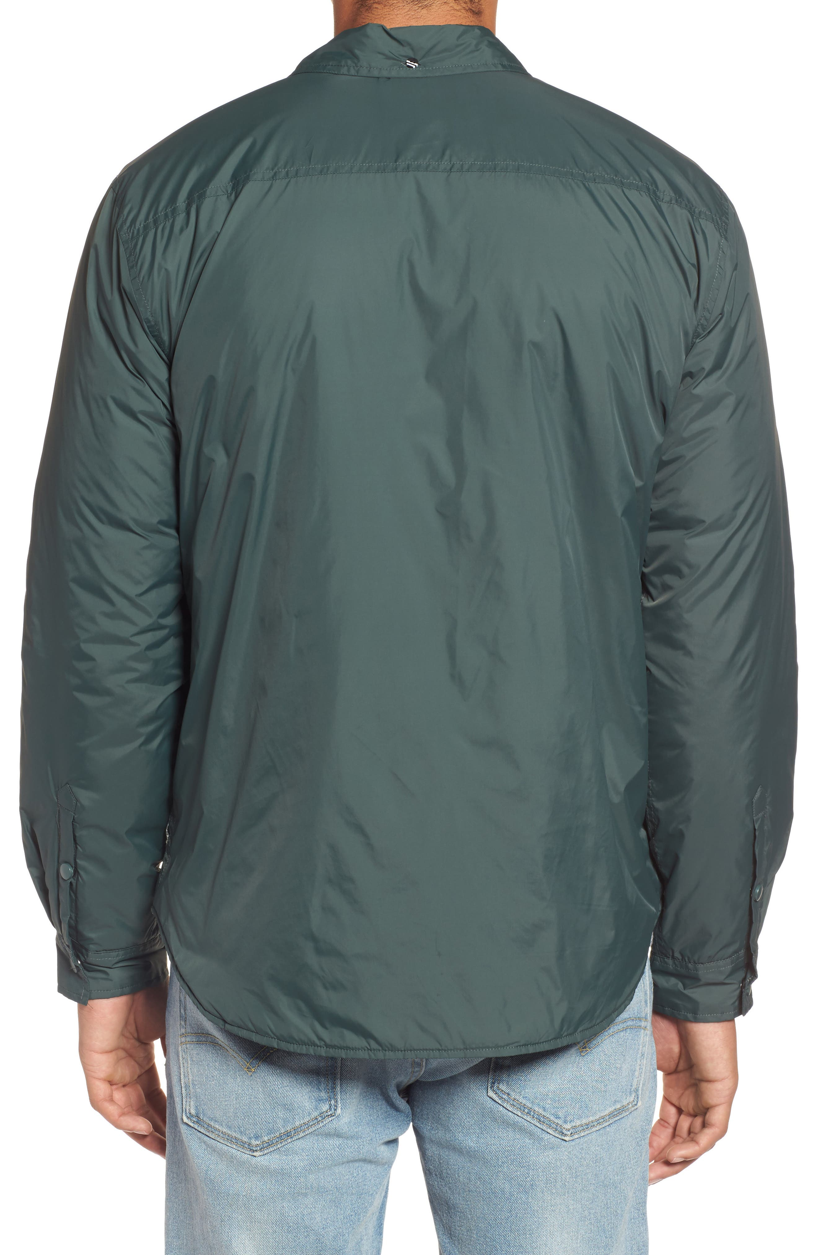 Portland Jacket,                             Alternate thumbnail 2, color,                             Vintage Green