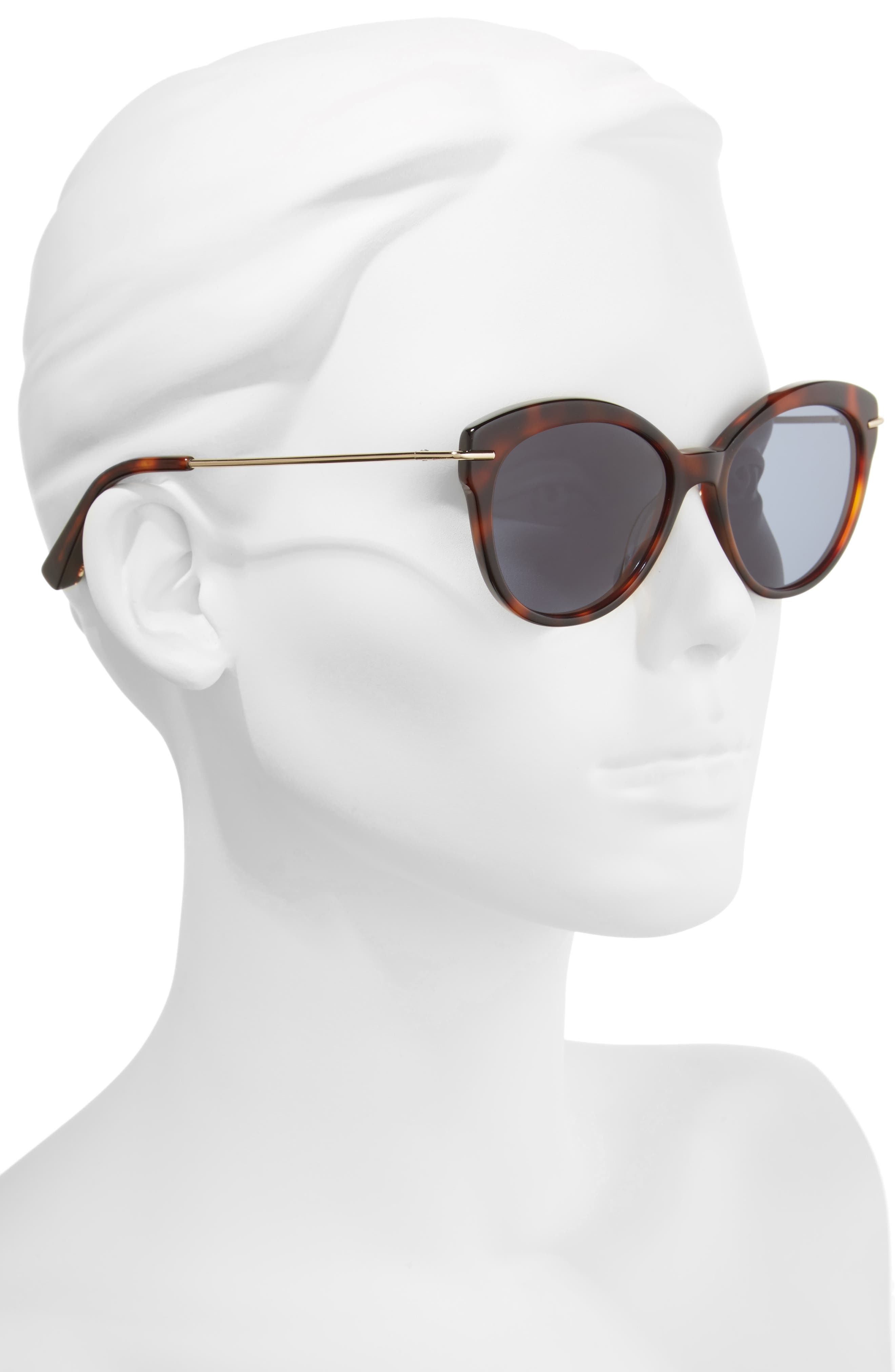 Alternate Image 3  - Elizabeth and James Wright 53mm Cat Eye Sunglasses