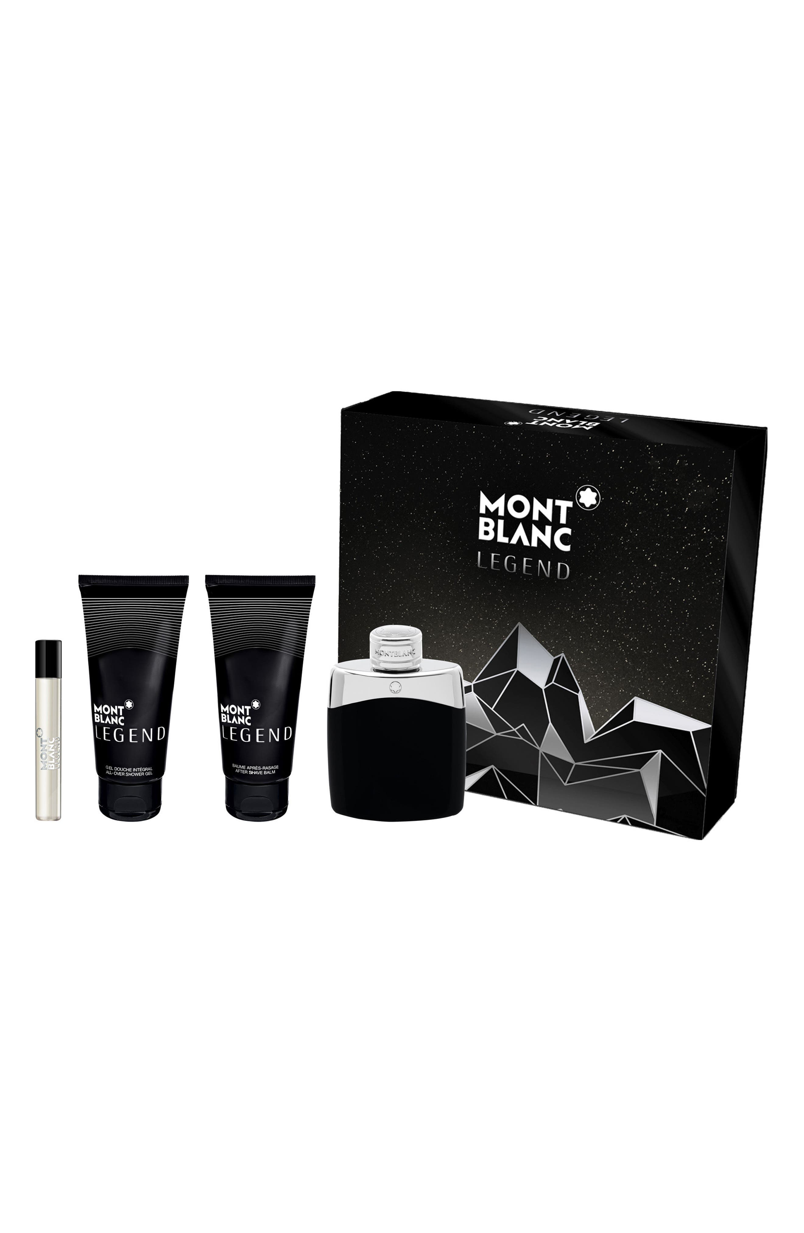 MONTBLANC Legend Spirit Set ($146 Value)