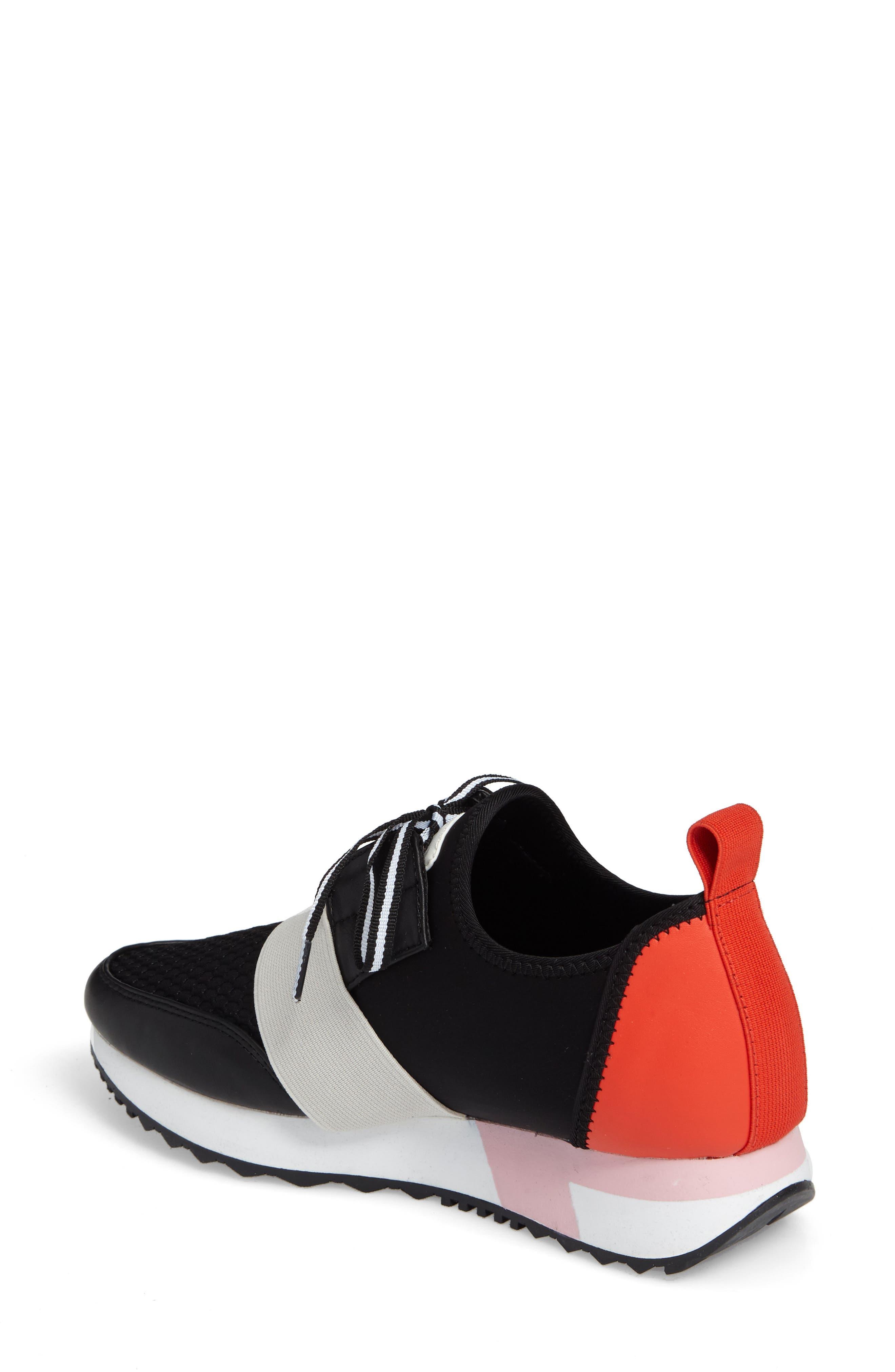 Alternate Image 2  - Steve Madden Antics Sneaker (Women)